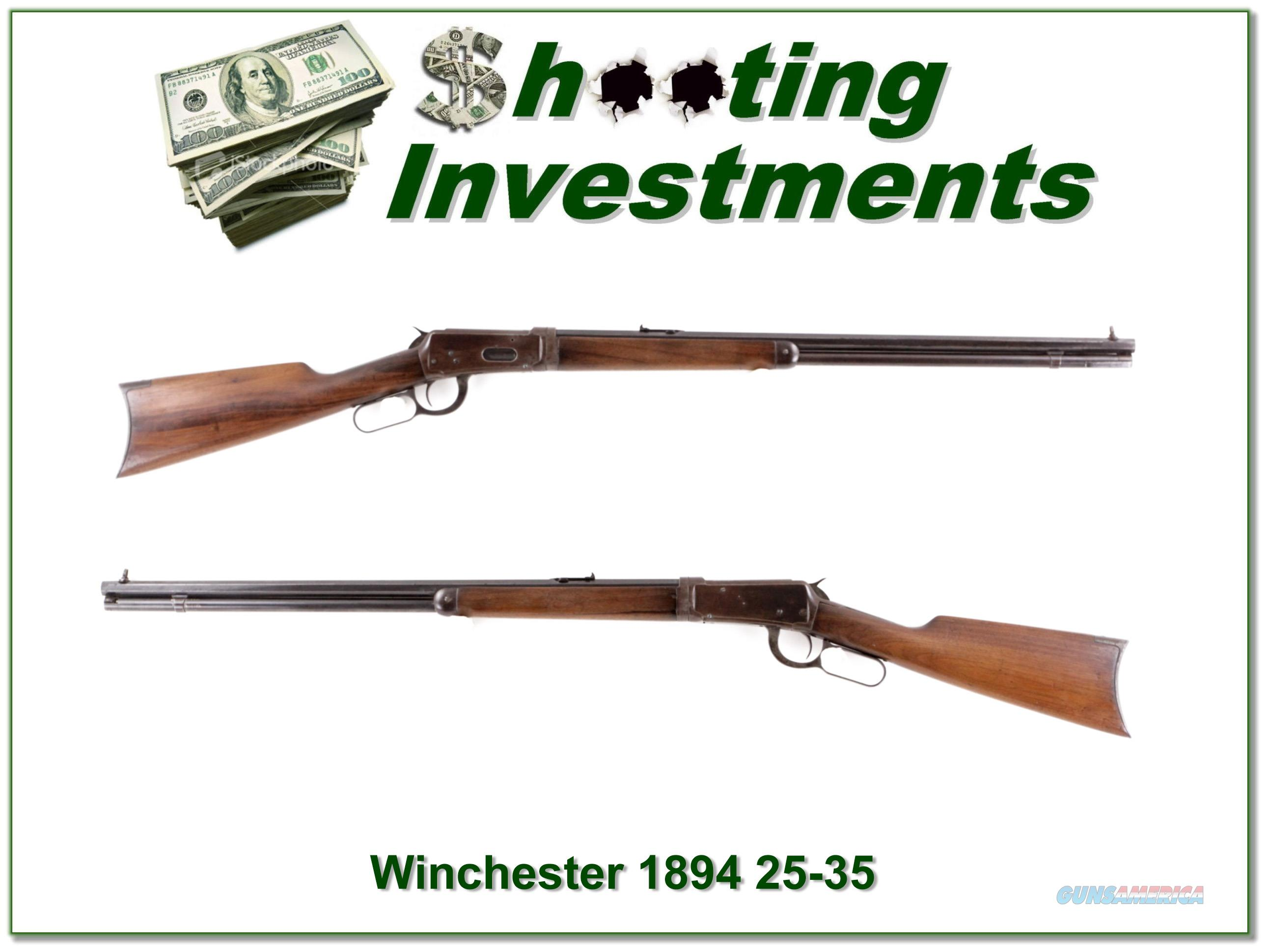 Winchester Model 1894 Takedown 25-35 WCF made in 1911  Guns > Rifles > Winchester Rifles - Modern Lever > Other Lever > Post-64