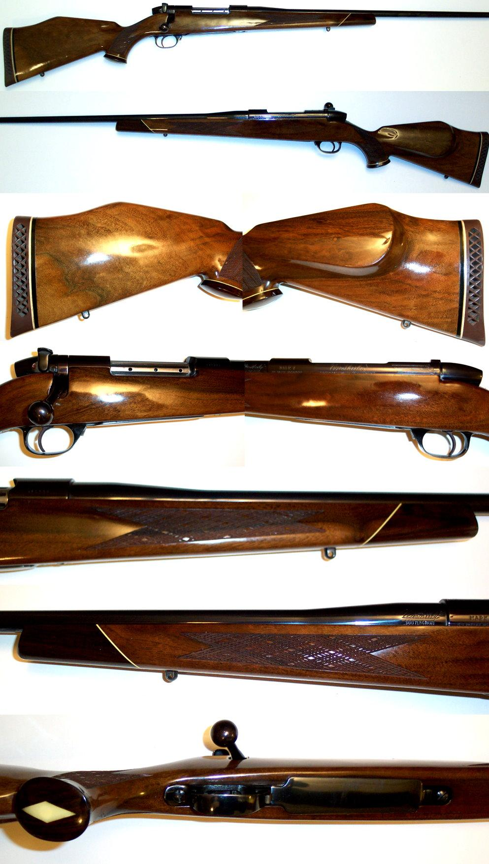 Weatherby Mark V Deluxe 300 Weatherby MAG like new  Guns > Rifles > Weatherby Rifles > Sporting
