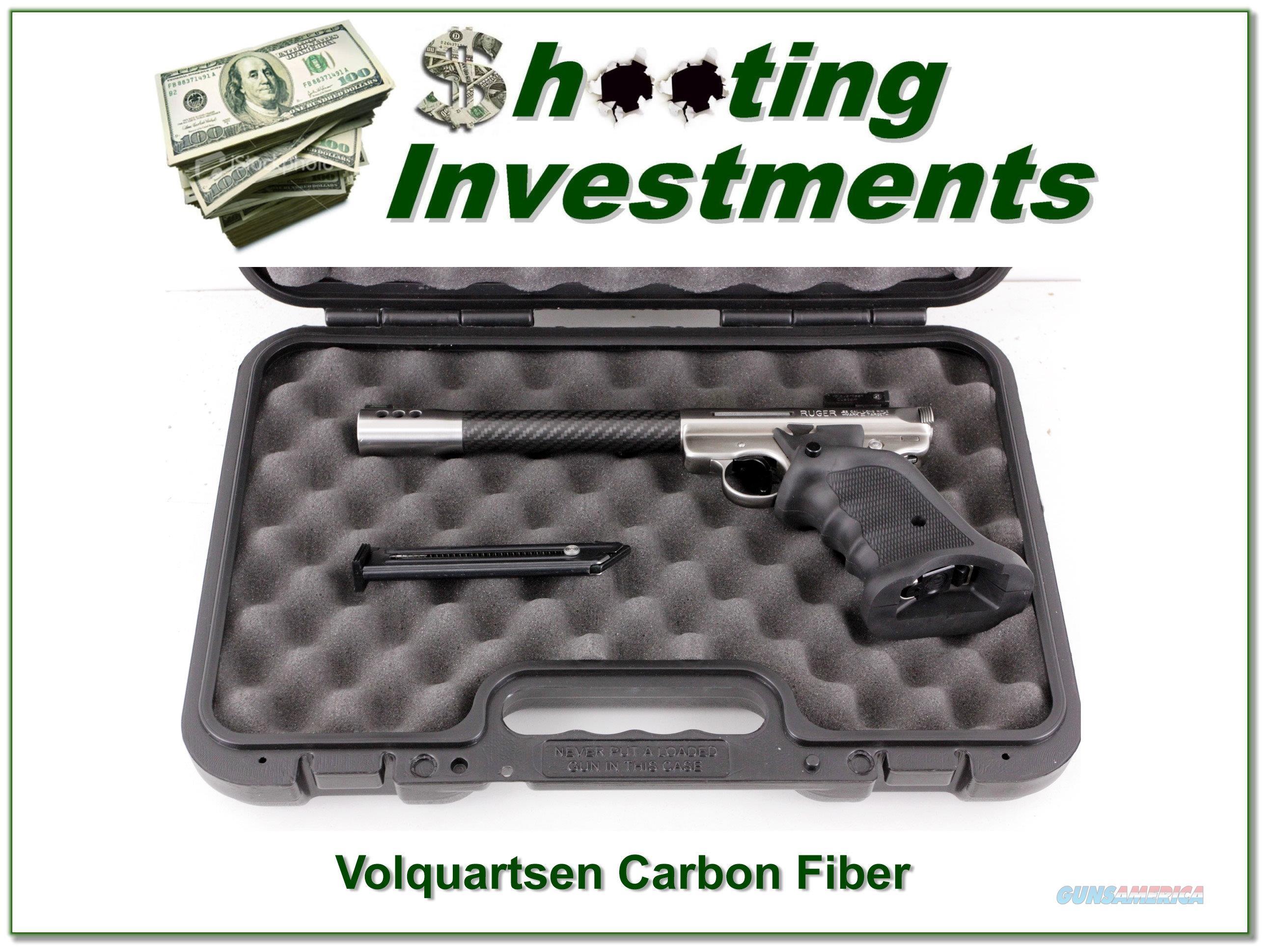 Volquaratsen VC3LC .22 Carbon Fiber ANIC  Guns > Pistols > V Misc Pistols