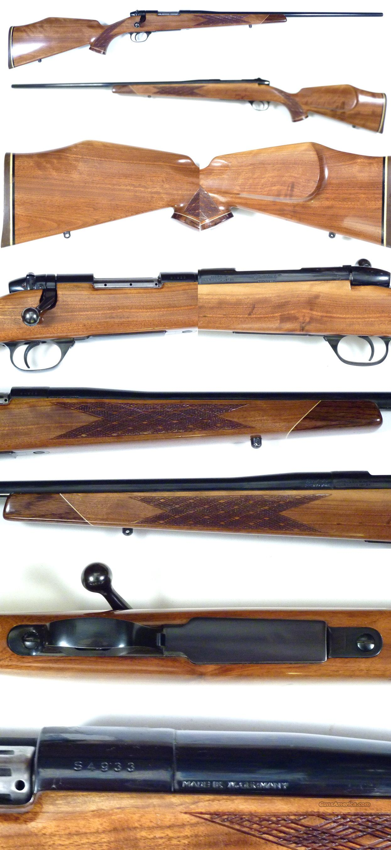 Weatherby Mark V 224 GERMAN Varmint Master  Guns > Rifles > Weatherby Rifles > Sporting