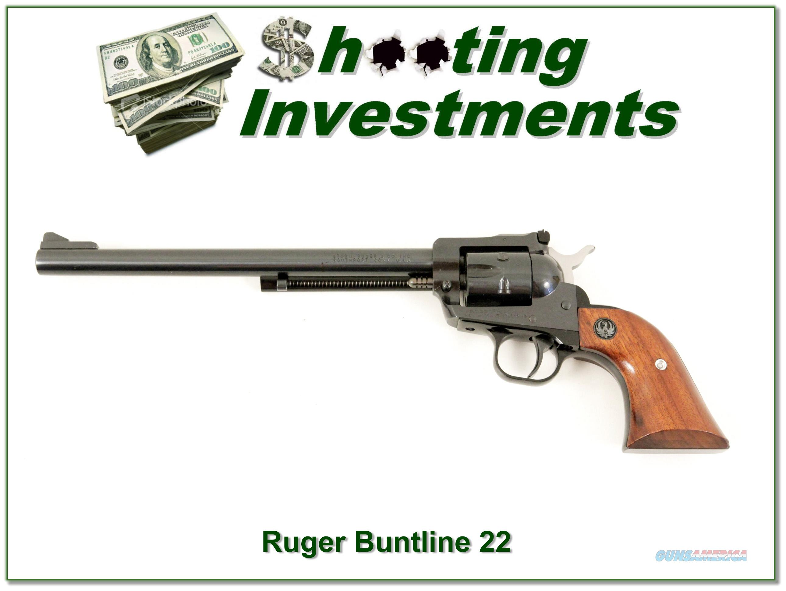 Ruger Single Six Buntline 22 LR and 22 Magnum Cylinders!  Guns > Pistols > Ruger Single Action Revolvers > Single Six Type