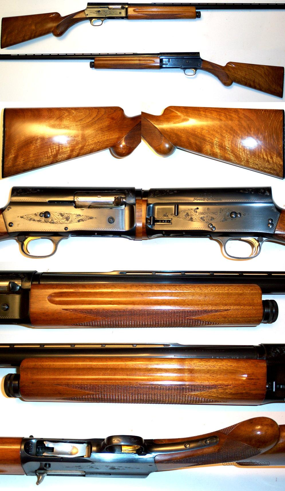 '64 Belgium Browning A5 Sweet Sixteen 28 Mod VR  Guns > Shotguns > Browning Shotguns > Autoloaders > Hunting