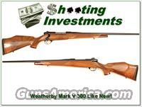 Weatherby Mark V Deluxe 300 XX Wood like new  Weatherby Rifles > Sporting