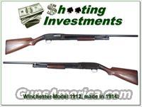 Winchester Model 1912, made in 1914, 16 Gauge!  Guns > Shotguns > Winchester Shotguns - Modern > Pump Action > Trap/Skeet