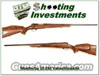 "Weatherby Mark V Varmintmaster 22-250 26"" XX Wood  Weatherby Rifles > Sporting"