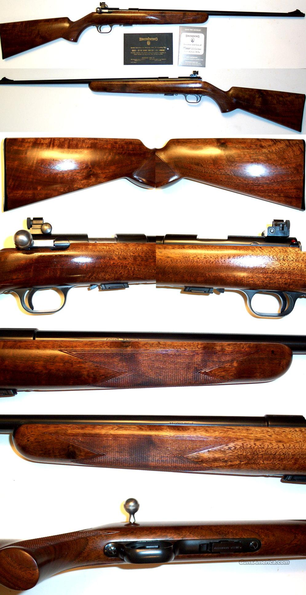 '66 Browning T-bolt T2 like new  Guns > Rifles > Browning Rifles > Bolt Action > Hunting > Blue