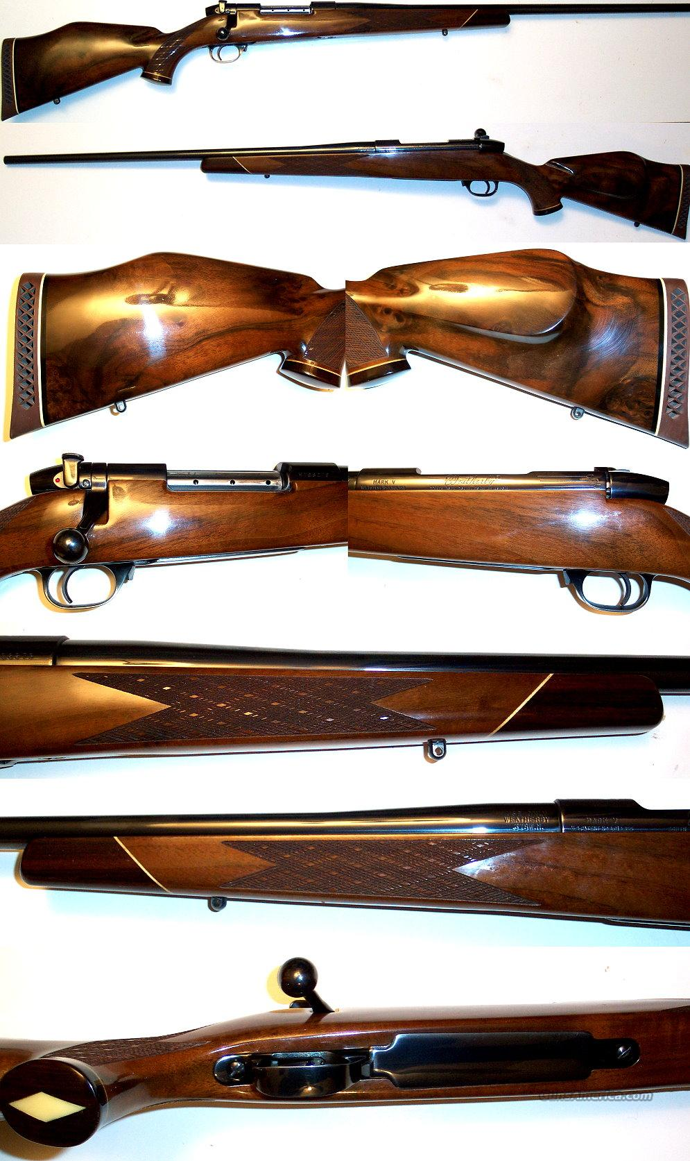 "Weatherby Mark V 378 Deluxe 26""  Guns > Rifles > Weatherby Rifles > Sporting"