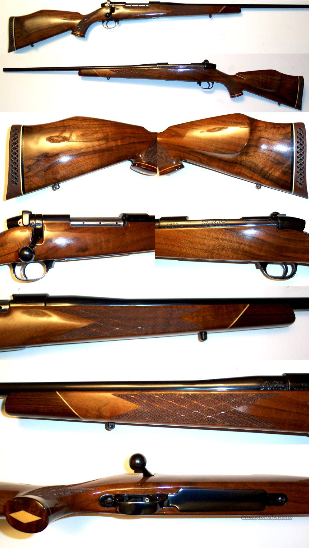 Weatherby Mark V Deluxe 300 as new  Guns > Rifles > Weatherby Rifles > Sporting