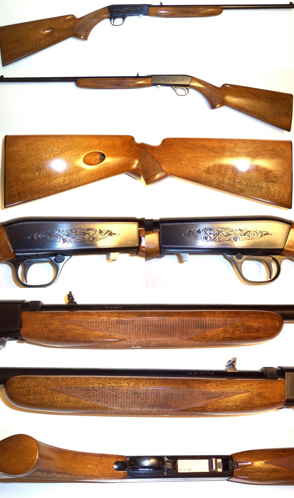 '67 Belgium Browning 22 auto unfired and honey blond!  Guns > Rifles > Browning Rifles > Semi Auto > Hunting