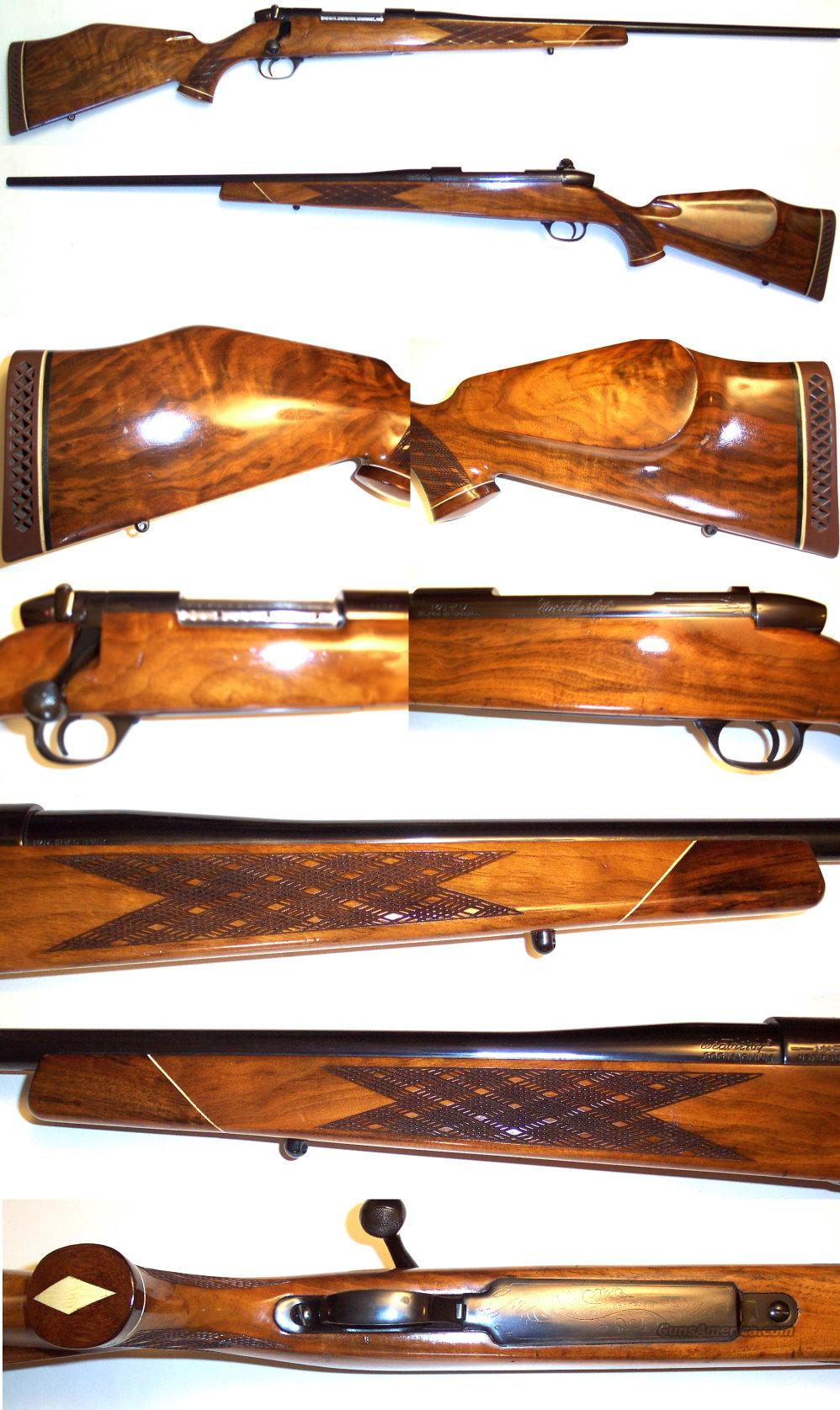 German Weatherby Mark V 300 Custom Shop  Guns > Rifles > Browning Rifles > Bolt Action > Hunting > Blue