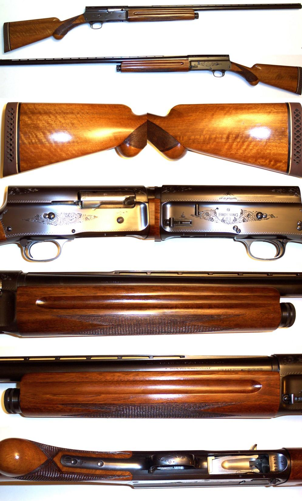 "'59 Belgium Browning A5 MAG12 32"" collector condition  Guns > Shotguns > Browning Shotguns > Autoloaders > Hunting"
