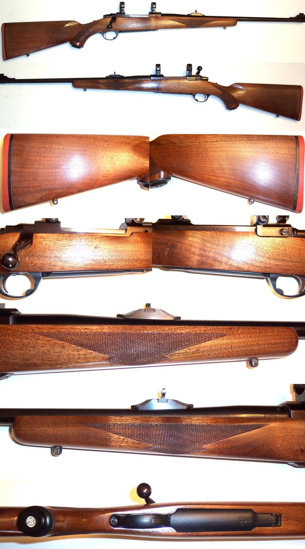 "Ruger Model 77 270 ""pre-safety"" red pad  Guns > Rifles > Ruger Rifles > Model 77"