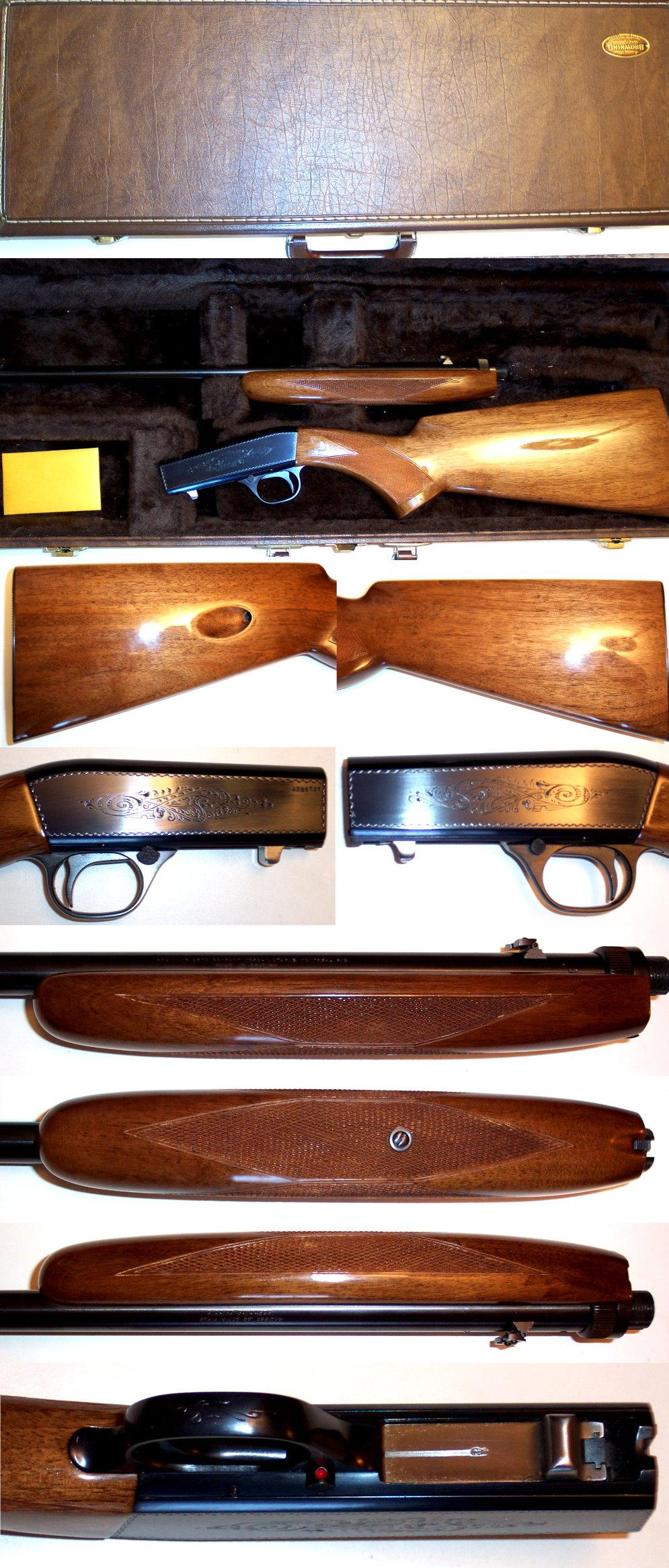 '72 Belgium Browning 22 auto as new in case  Guns > Rifles > Browning Rifles > Semi Auto > Hunting