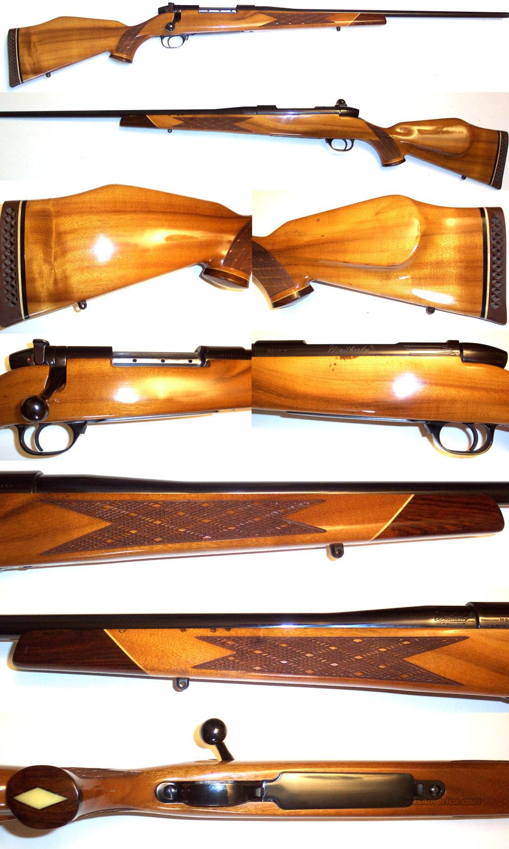 Weatherby Mark V Deluxe 257  Guns > Rifles > Weatherby Rifles > Sporting