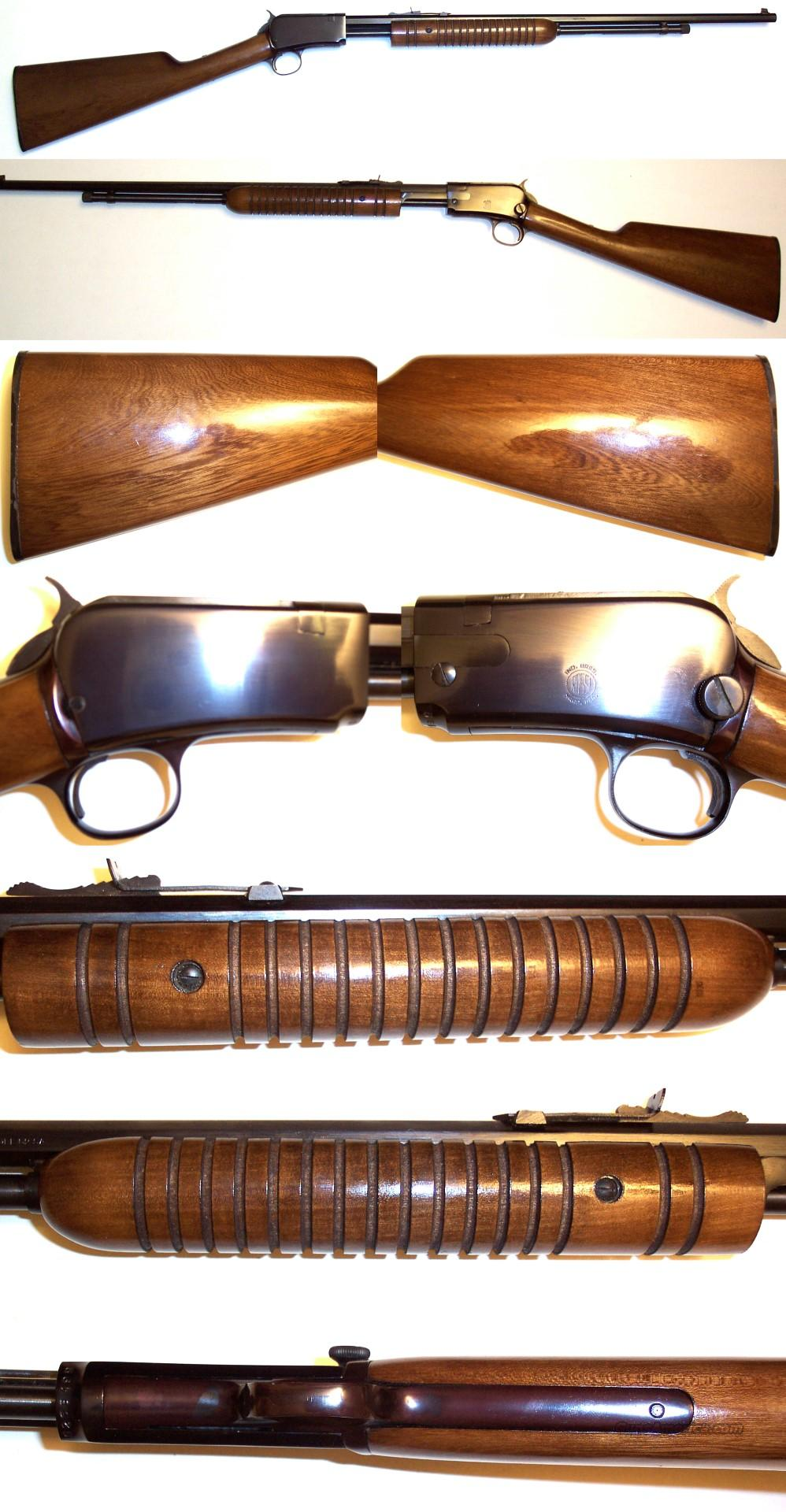 ROSSI MODEL 62 .22 LR PUMP ACTION RIFLE  Guns > Rifles > Rossi Rifles > Other