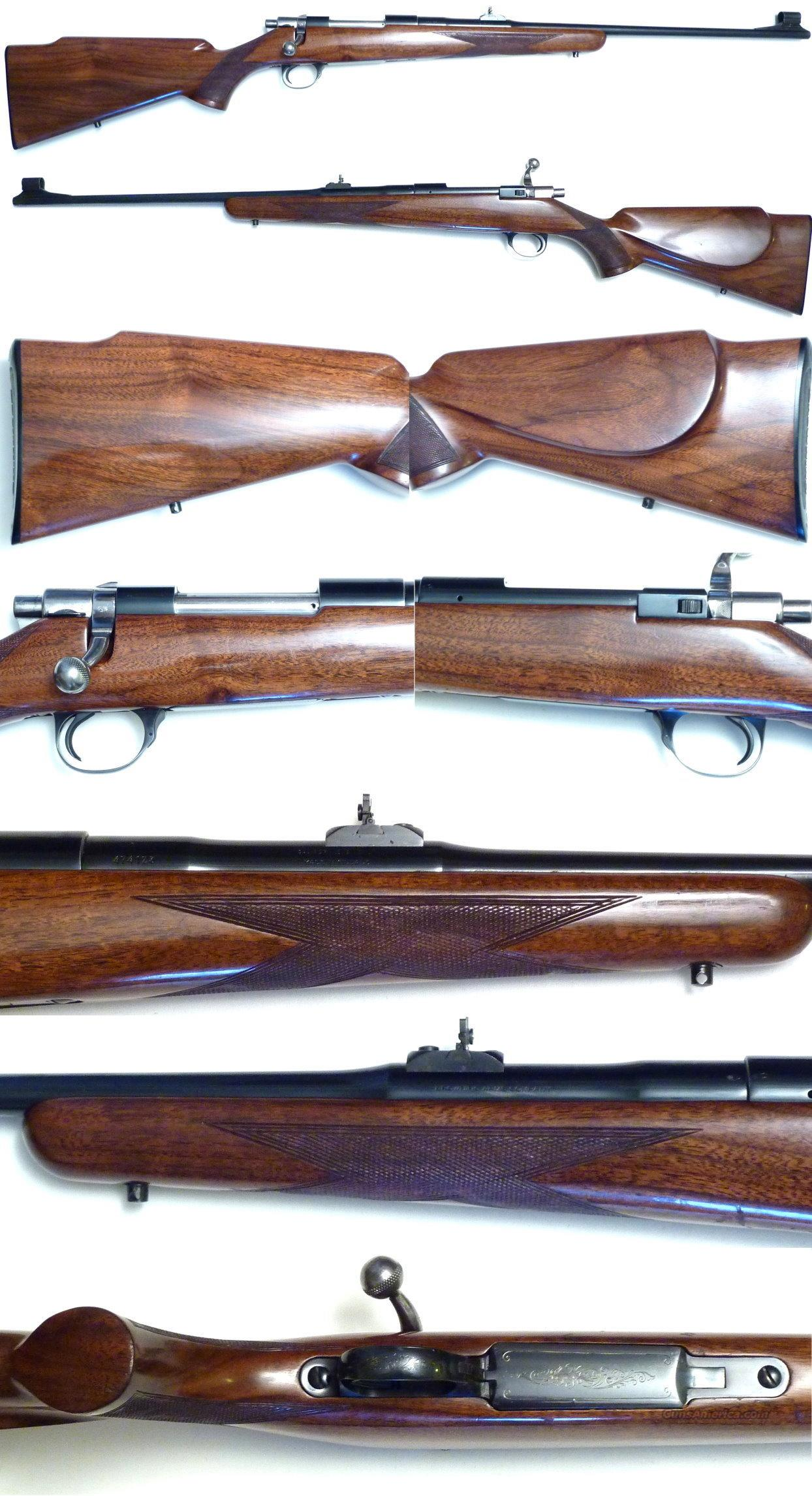'64 Browning Safari Grade 243 bolt action exc cond  Guns > Rifles > Browning Rifles > Bolt Action > Hunting > Blue