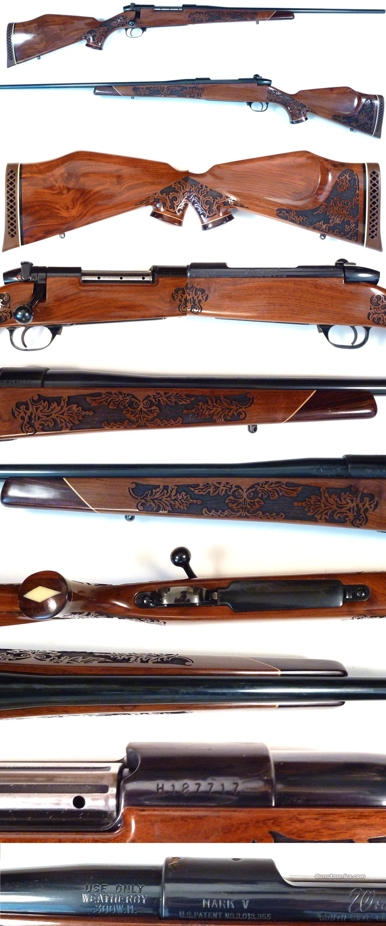 Weatherby Mark V 300 Lazermark 5 Panel   Guns > Rifles > Weatherby Rifles > Sporting