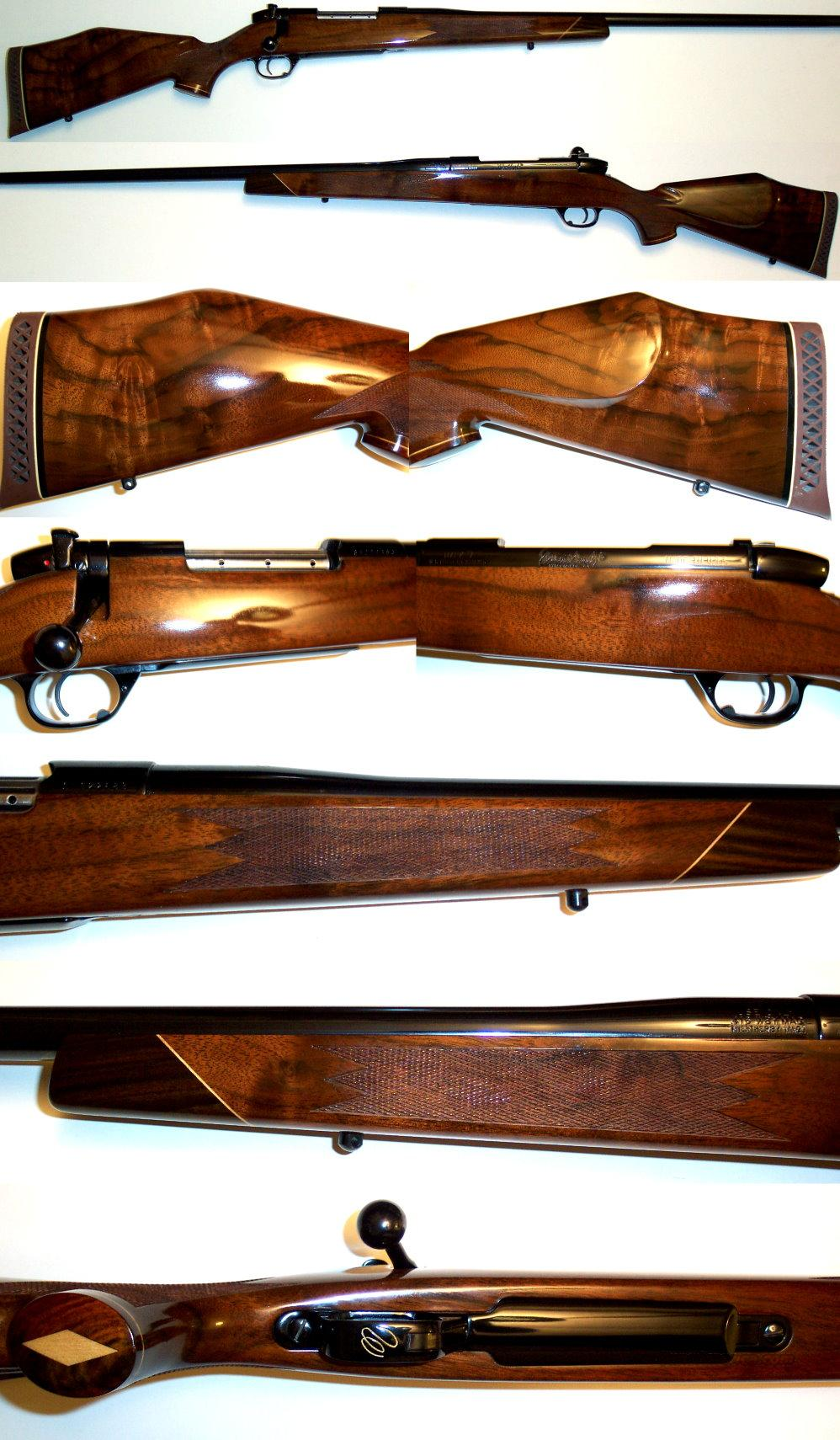 Weatherby Mark V Deluxe 416 as new  Guns > Rifles > Weatherby Rifles > Sporting