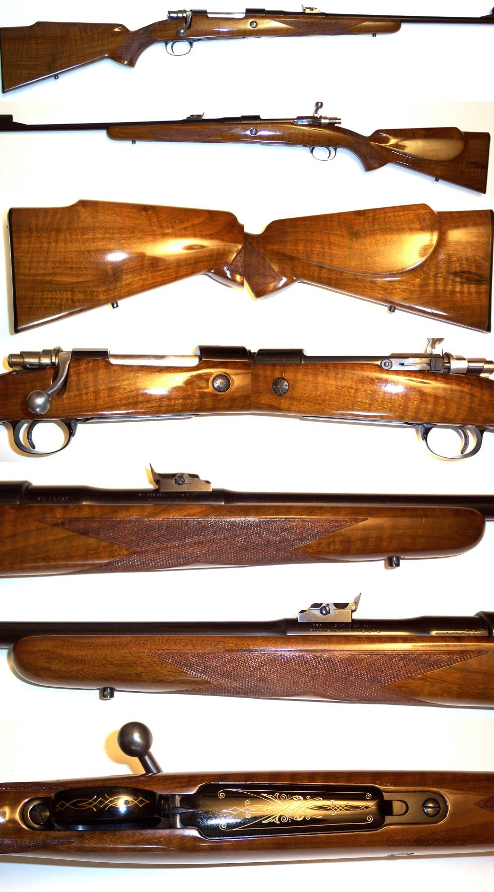 '63 Belgium Browning 264 Win Mag  Guns > Rifles > Browning Rifles > Bolt Action > Hunting > Blue