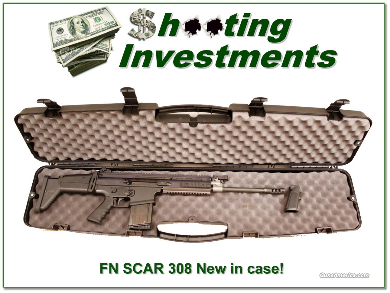 FN SCAR 17S as new in original case  Guns > Rifles > FNH - Fabrique Nationale (FN) Rifles > Semi-auto > Other