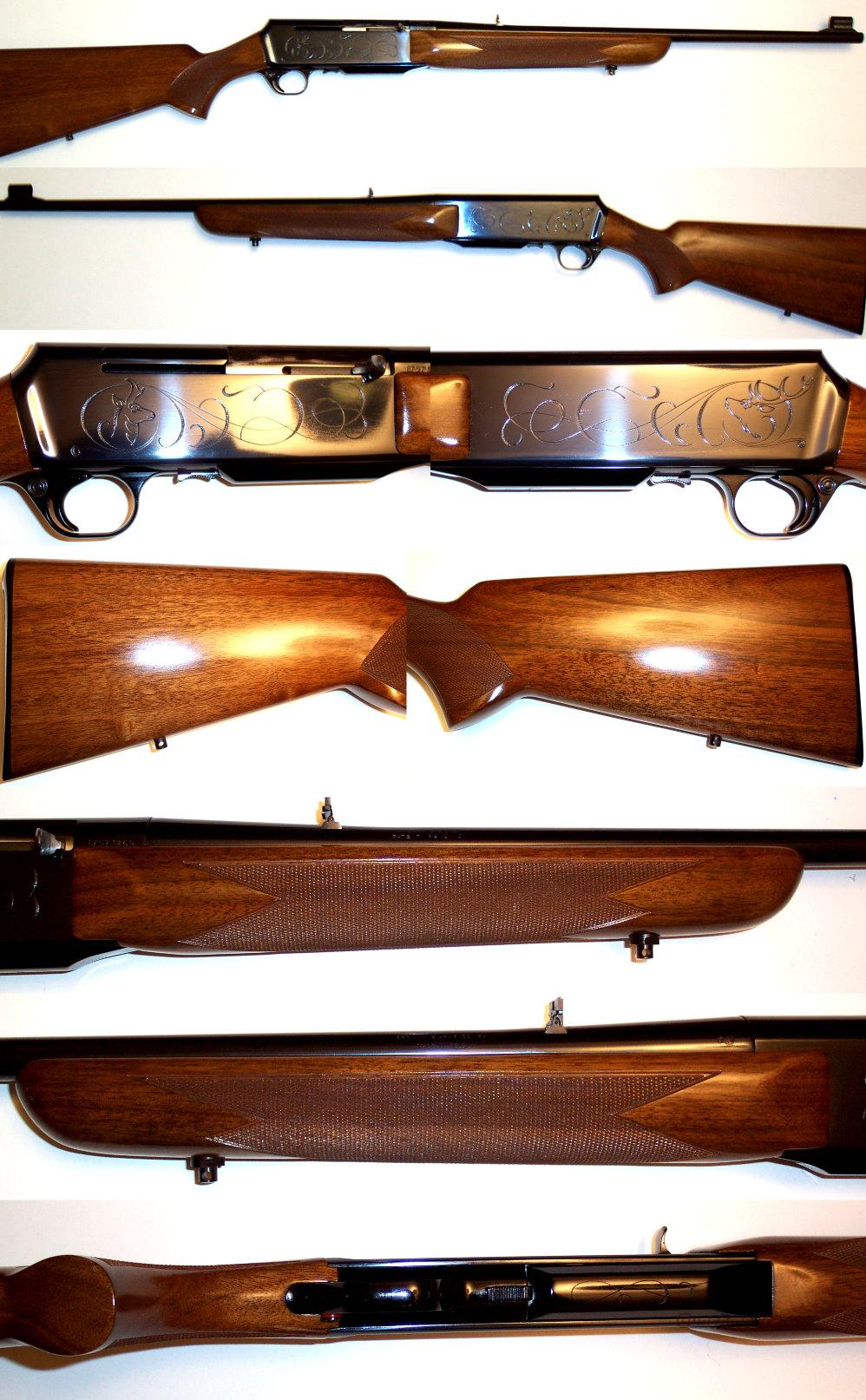 '69 Belgium Browning BAR 308 Grade II  Guns > Rifles > Browning Rifles > Semi Auto > Hunting