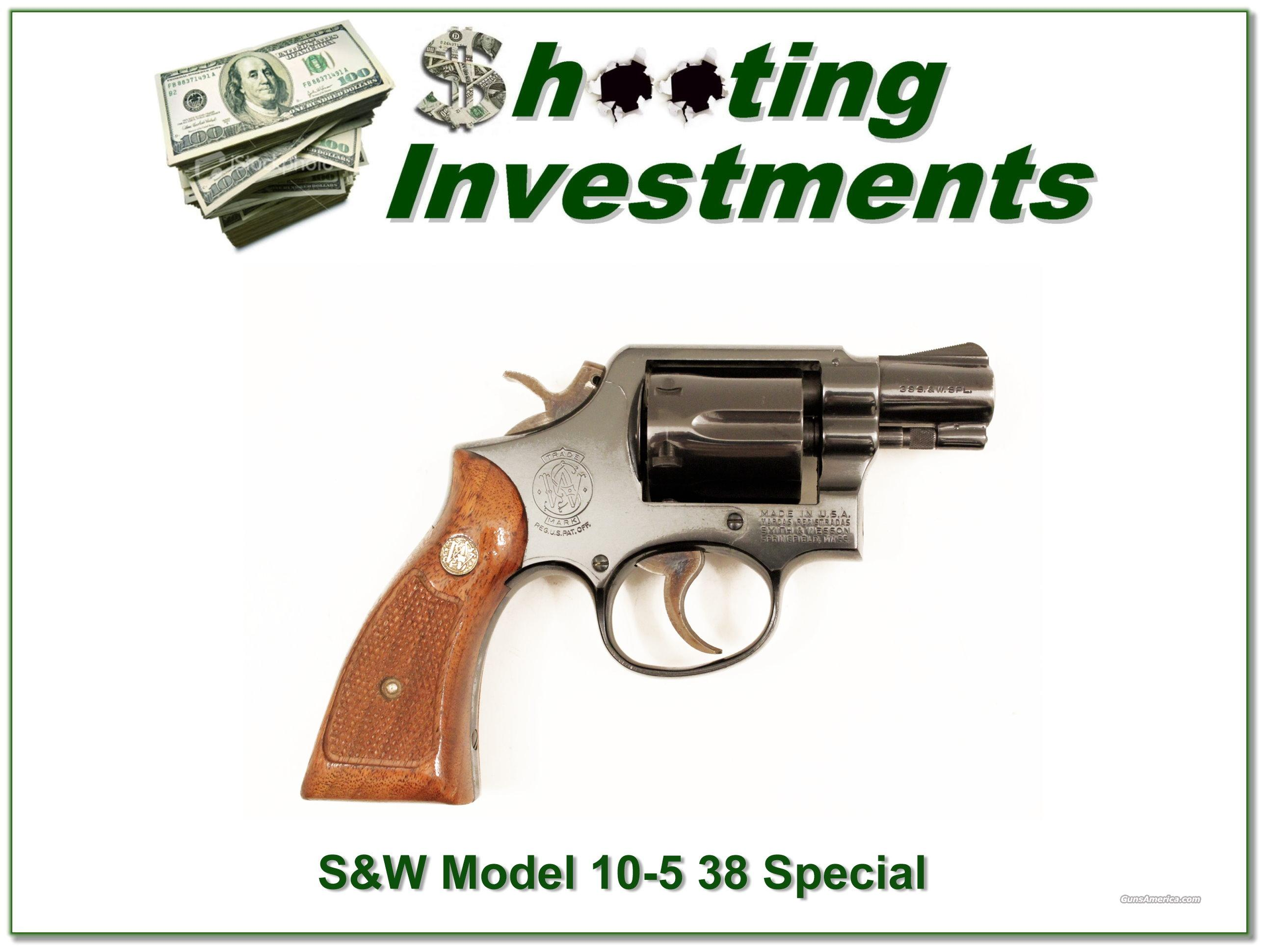 Smith & Wesson S&W Model 10-4 1 7/8 in 38 Special  Guns > Pistols > Smith & Wesson Revolvers > Model 10