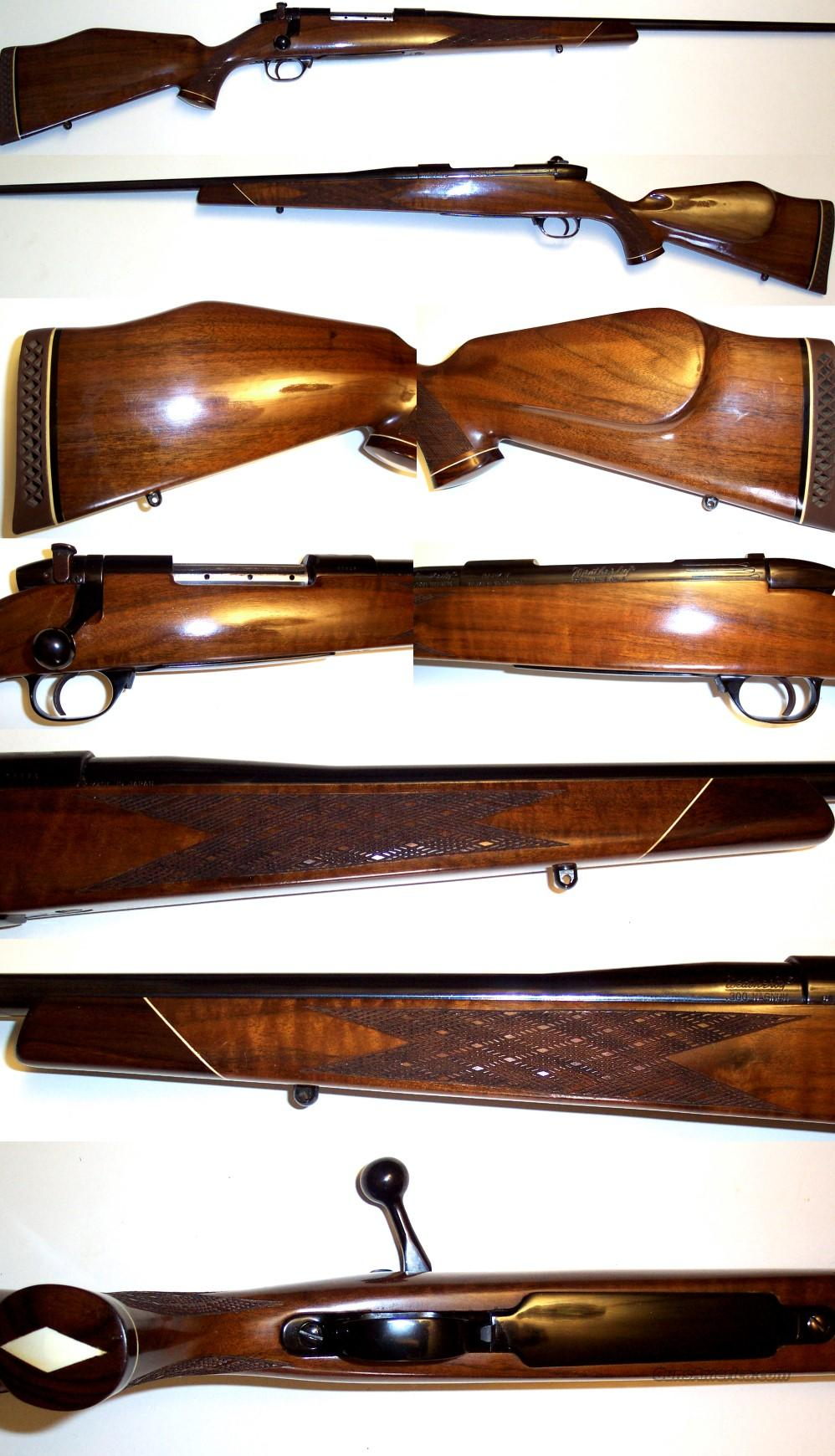 Weatherby 300 Deluxe near new and early 2 digit serial number!  Guns > Rifles > Weatherby Rifles > Sporting