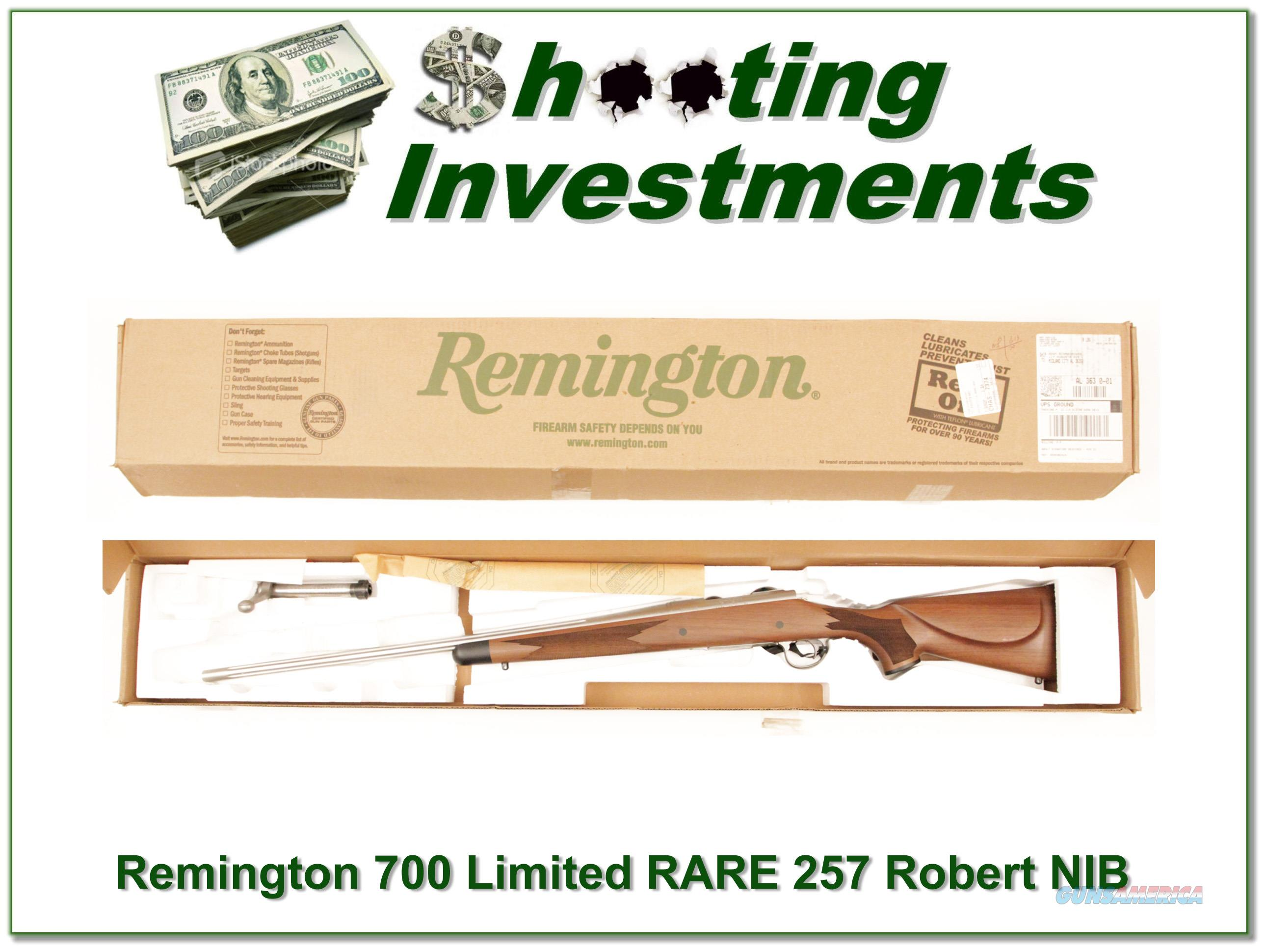 Remington Model 700 CDL SF Limited Edition 257 Roberts  Guns > Rifles > Remington Rifles - Modern > Model 700 > Sporting