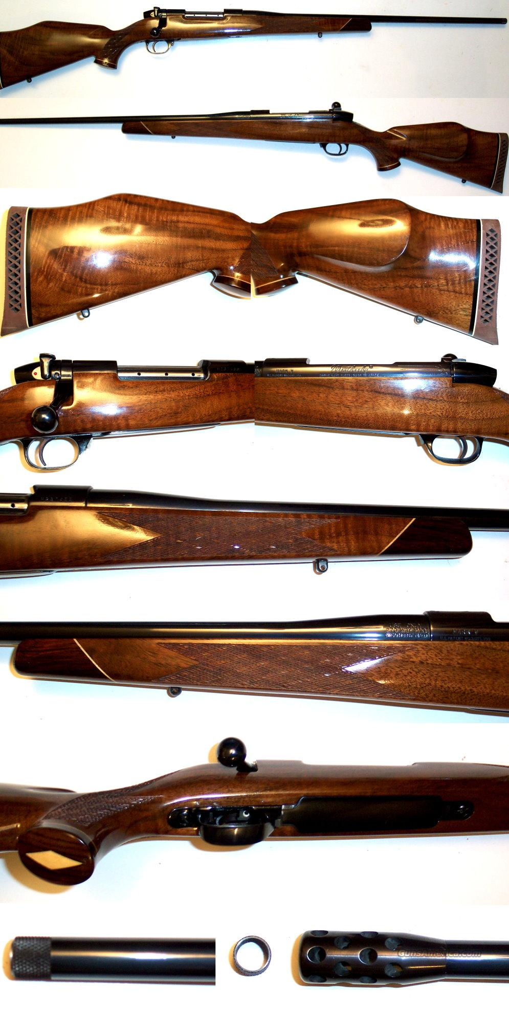 Weatherby Mark V Deluxe 270 Weatherby MAG like new  Guns > Rifles > Weatherby Rifles > Sporting