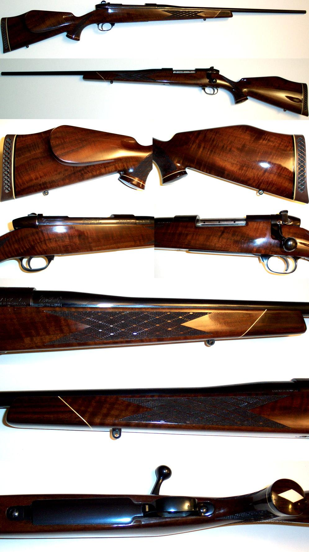 Weatherby Mark V Deluxe German 257 LH  Guns > Rifles > Weatherby Rifles > Sporting