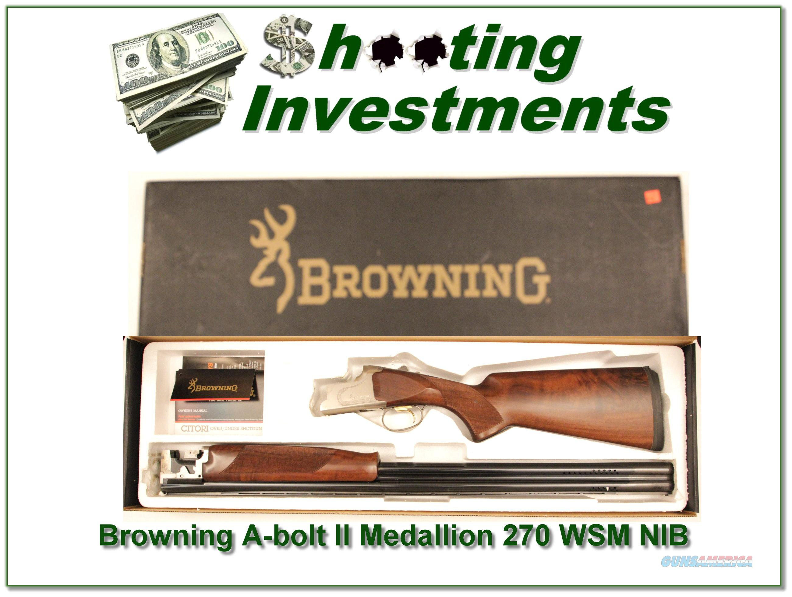 This is a Browning Citori 325. It is in excellent condition less one place on the recoil pad that is chipped. This one looks to have been used little. It has 30in ported  Invector Plus barrels. It comes in original box with manual and acces  Guns > Shotguns > Browning Shotguns > Autoloaders > Hunting