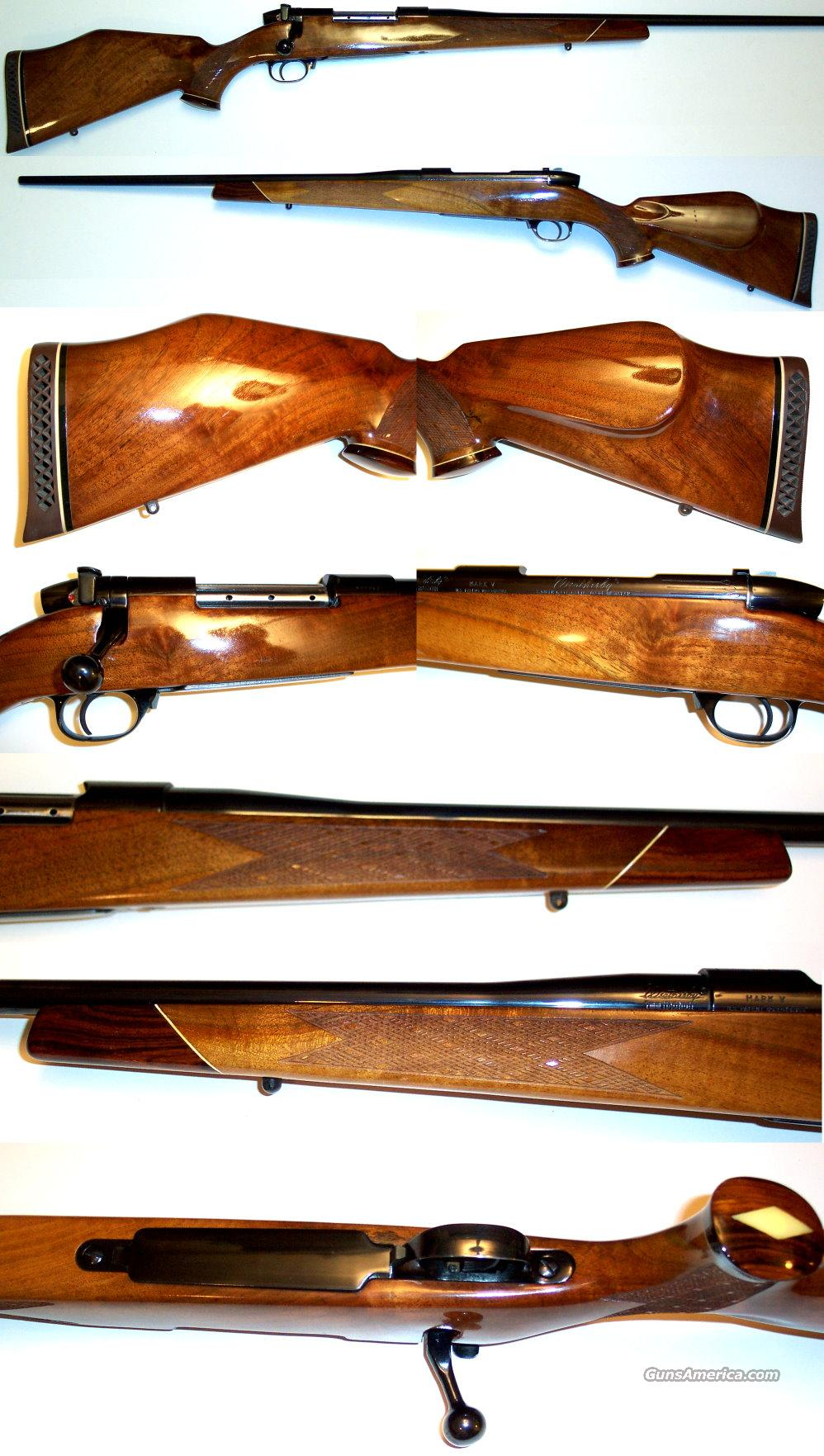 Weatherby Mark V Deluxe 7mm Weatherby MAG like new  Guns > Rifles > Weatherby Rifles > Sporting