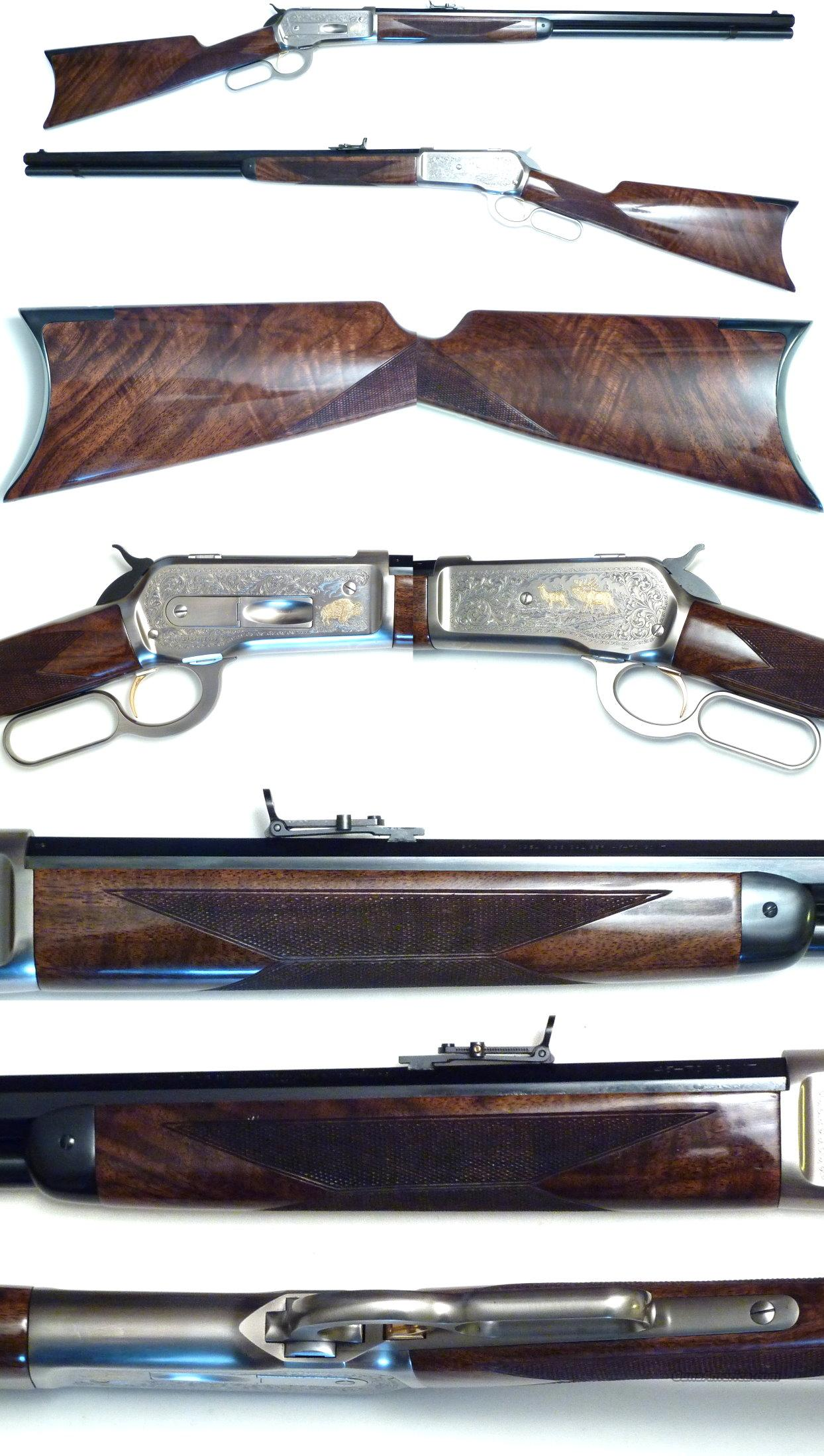 Browning Model 1886 Limited High Grade in .45-70  Guns > Rifles > Browning Rifles > Lever Action