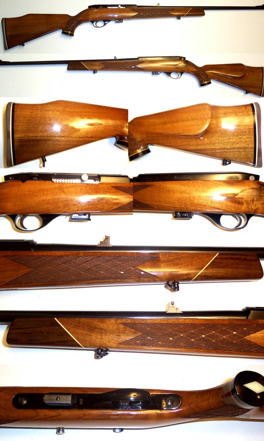 Weatherby XXII 22 auto  Guns > Rifles > Weatherby Rifles > Sporting