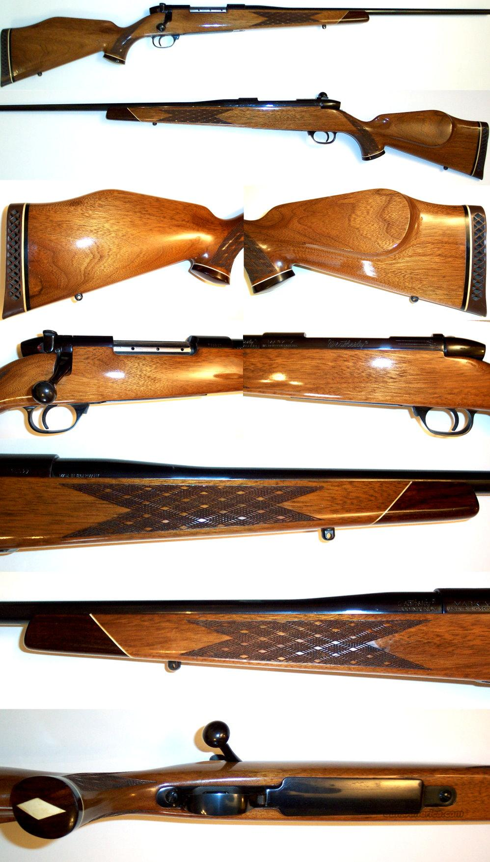 Weatherby Mark V 300 German  Guns > Rifles > Weatherby Rifles > Sporting