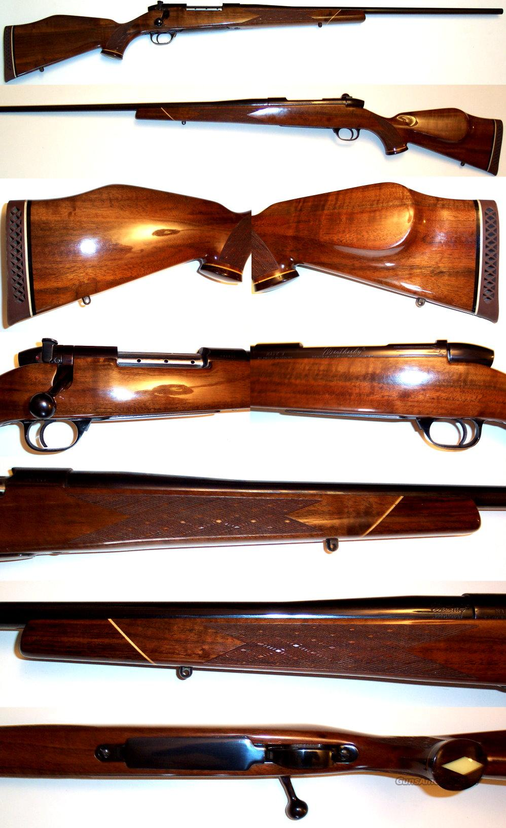 "Weatherby Deluxe 300 Mag 26"" Exc Cond  Guns > Rifles > Weatherby Rifles > Sporting"