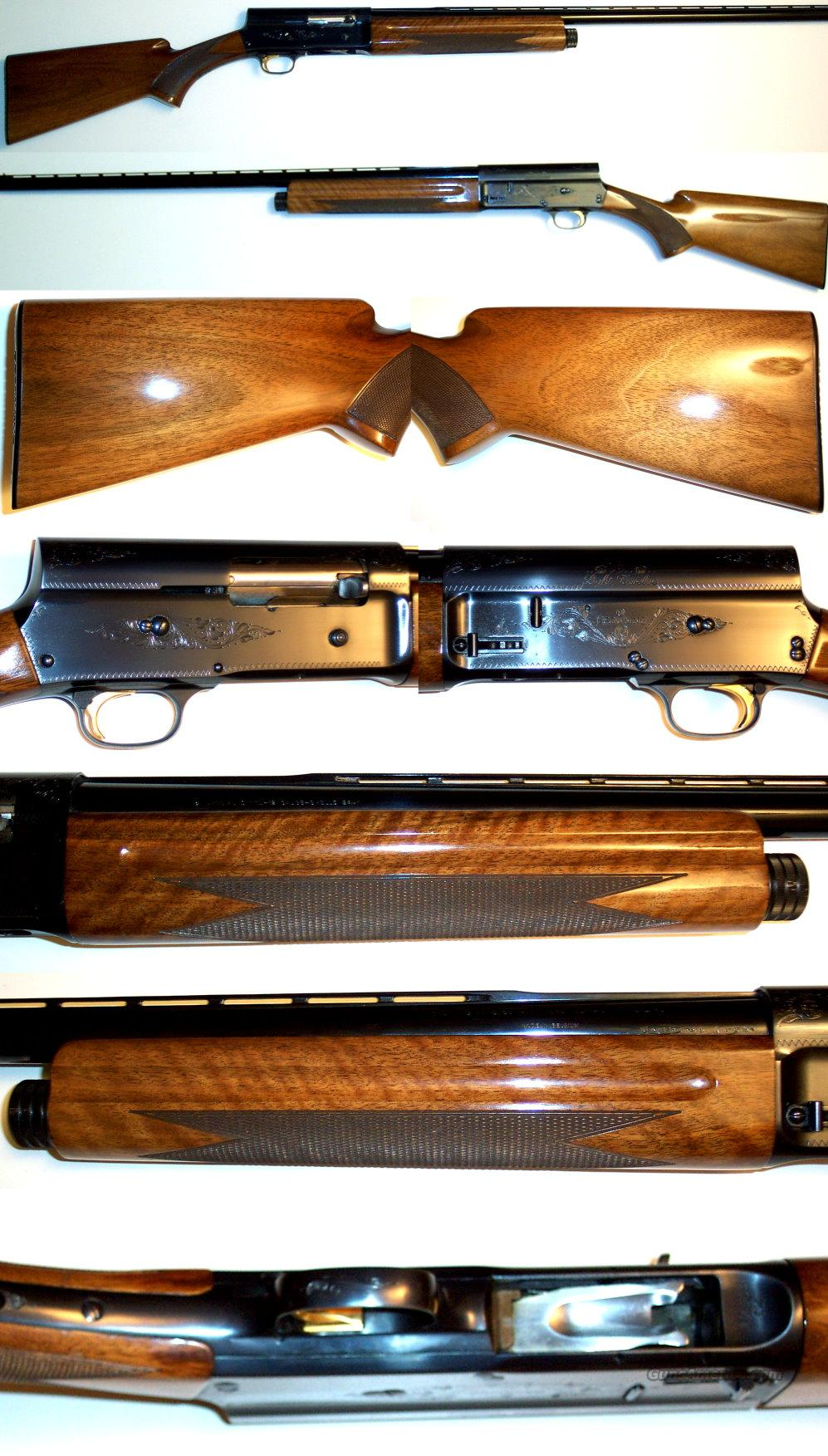 '72 Belgium Browning A5 Light 12 99%  Guns > Shotguns > Browning Shotguns > Autoloaders > Hunting