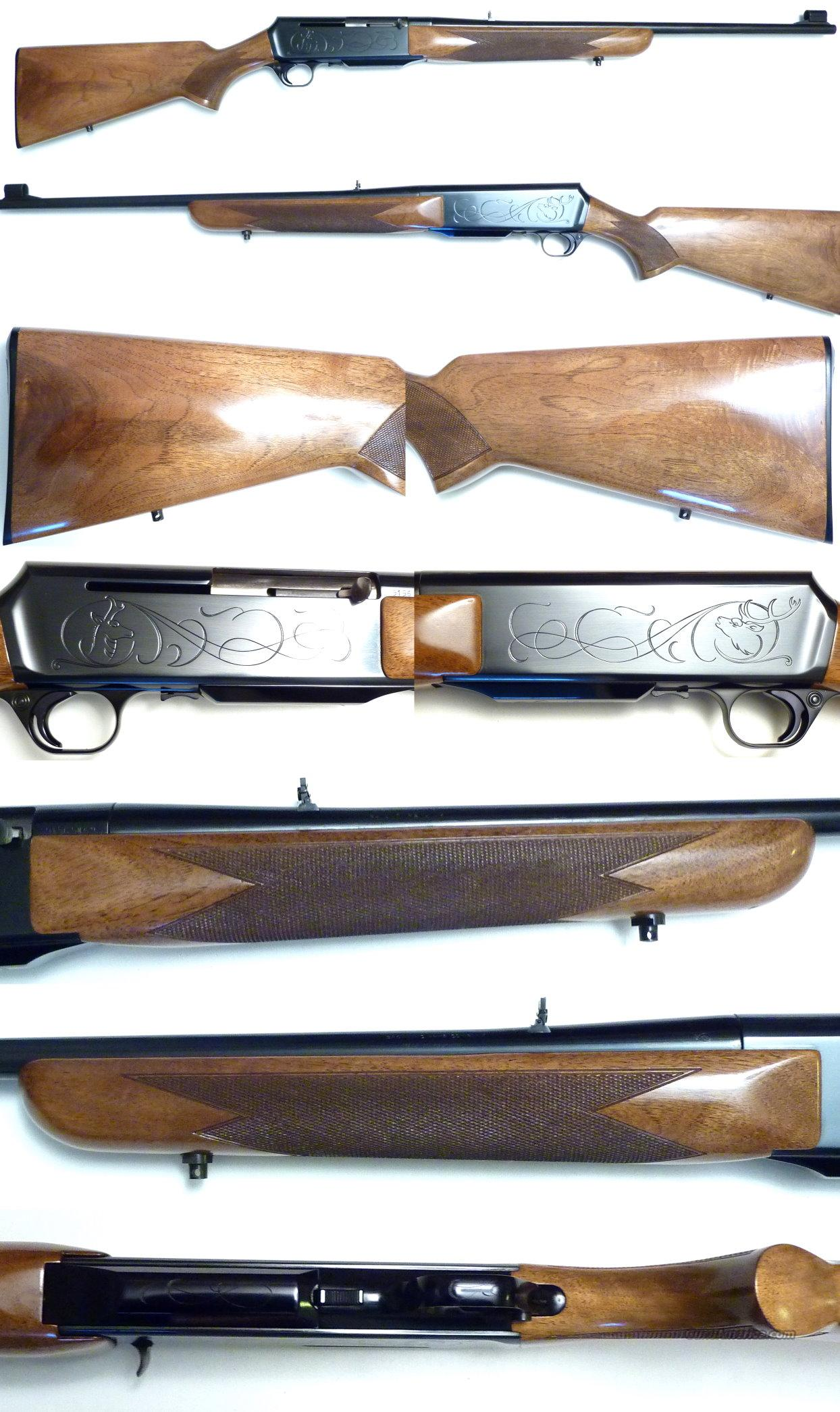 69 Belgium Browning BAR Grade II 243  Guns > Rifles > Browning Rifles > Semi Auto > Hunting