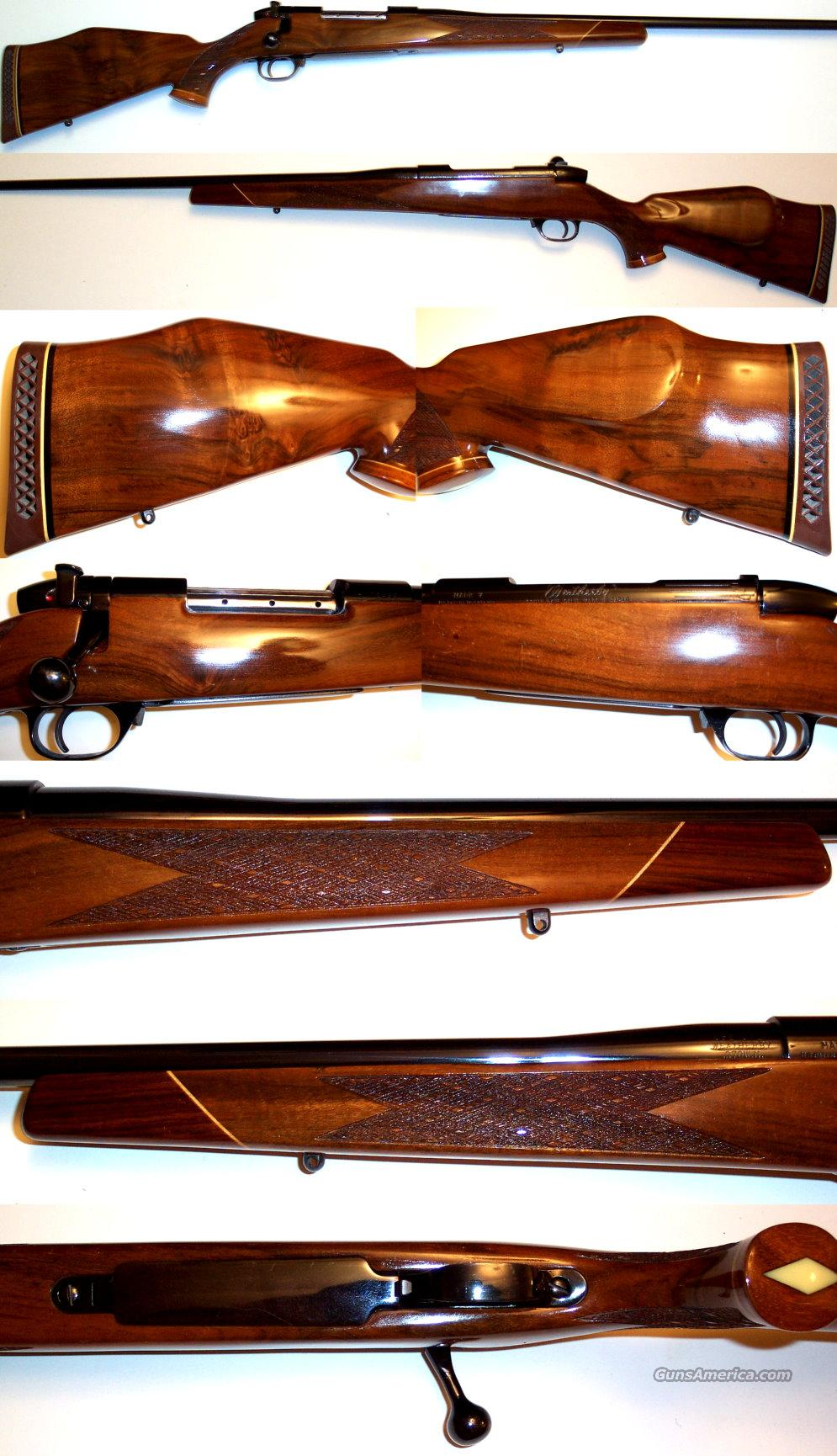 Weatherby Mark V Deluxe in 270 Wthy Mag  Guns > Rifles > Weatherby Rifles > Sporting