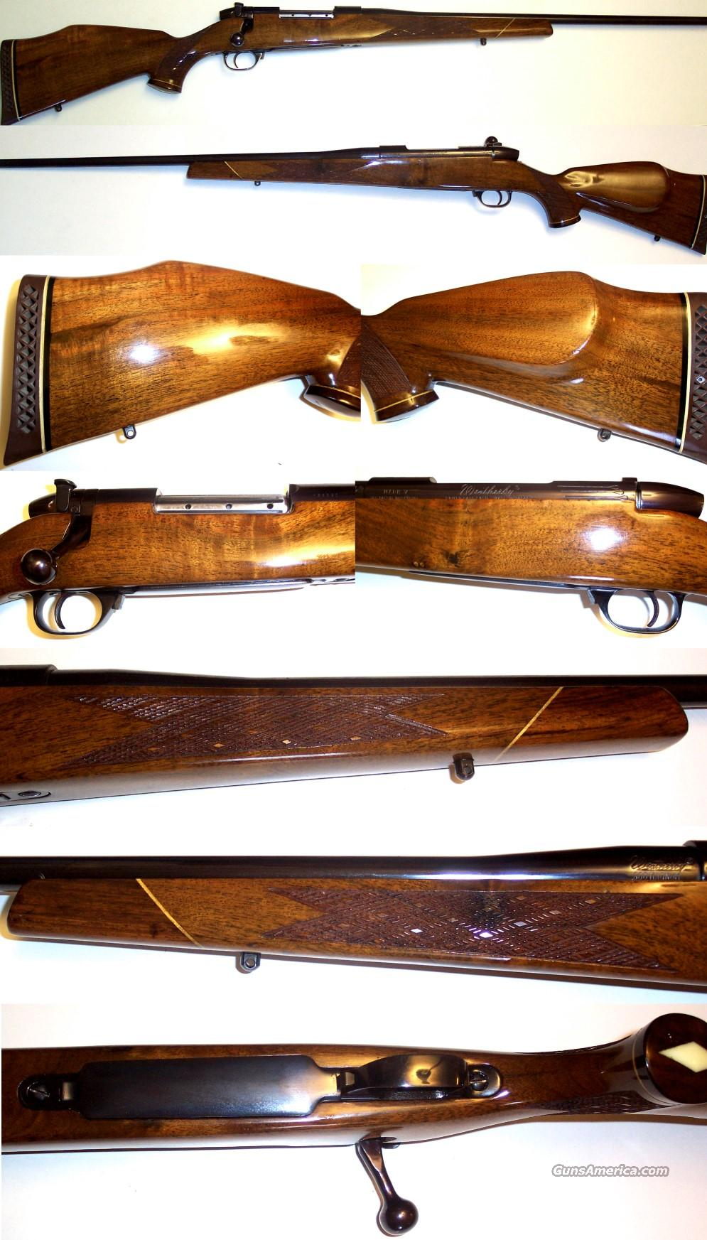 Weatherby Mark V Deluxe 300 Wthy Magnum  Guns > Rifles > Weatherby Rifles > Sporting