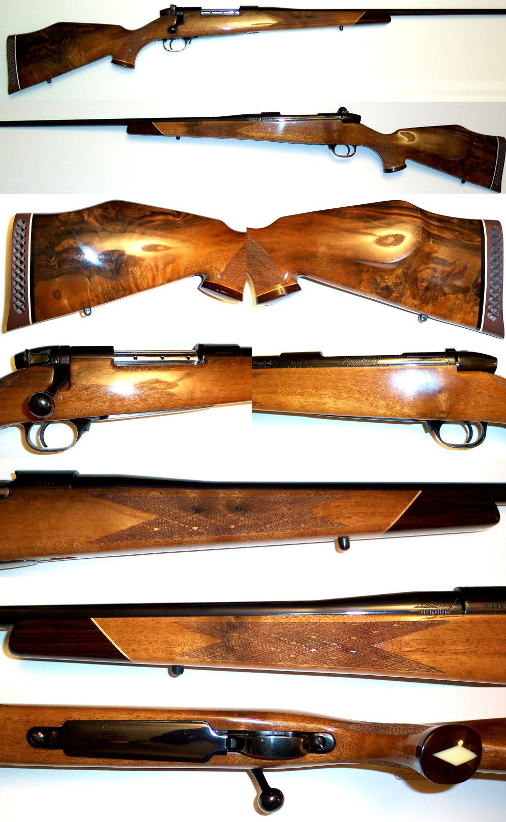 Weatherby Mark V 300 near new with extra nice wood  Guns > Rifles > Weatherby Rifles > Sporting