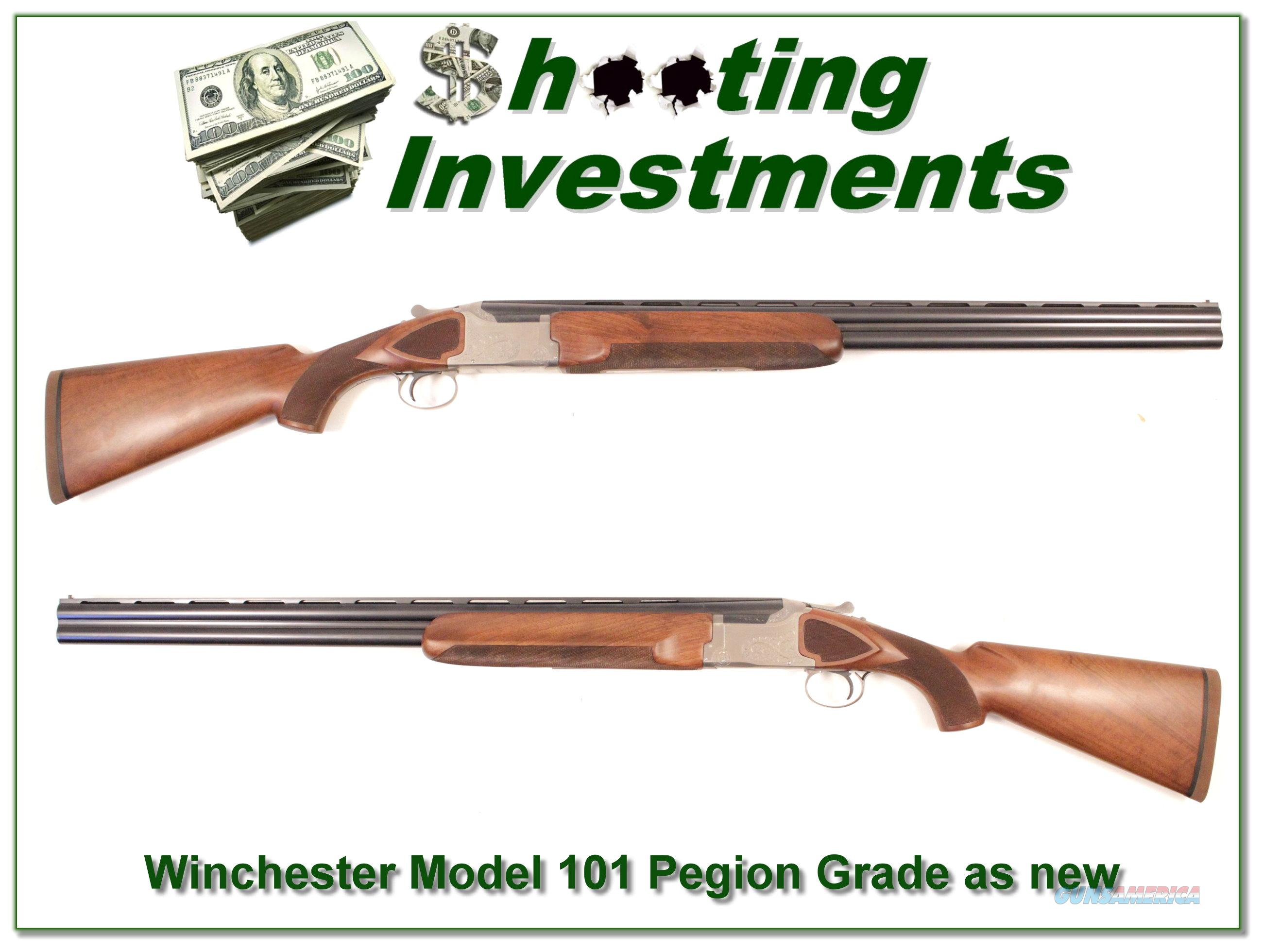 Winchester Model 101 12 gauge 27in Skeet looks new  Guns > Shotguns > Winchester Shotguns - Modern > O/U > Trap/Skeet