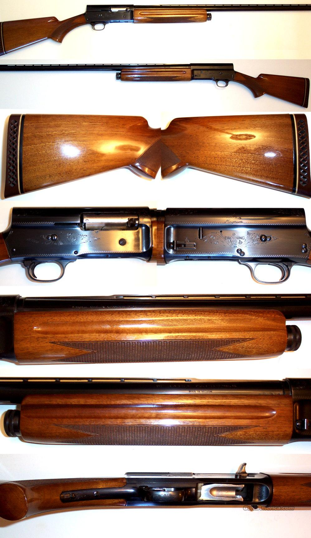 '69 Belgium Browning MAG 12 w 32' barrel  Guns > Shotguns > Browning Shotguns > Autoloaders > Hunting
