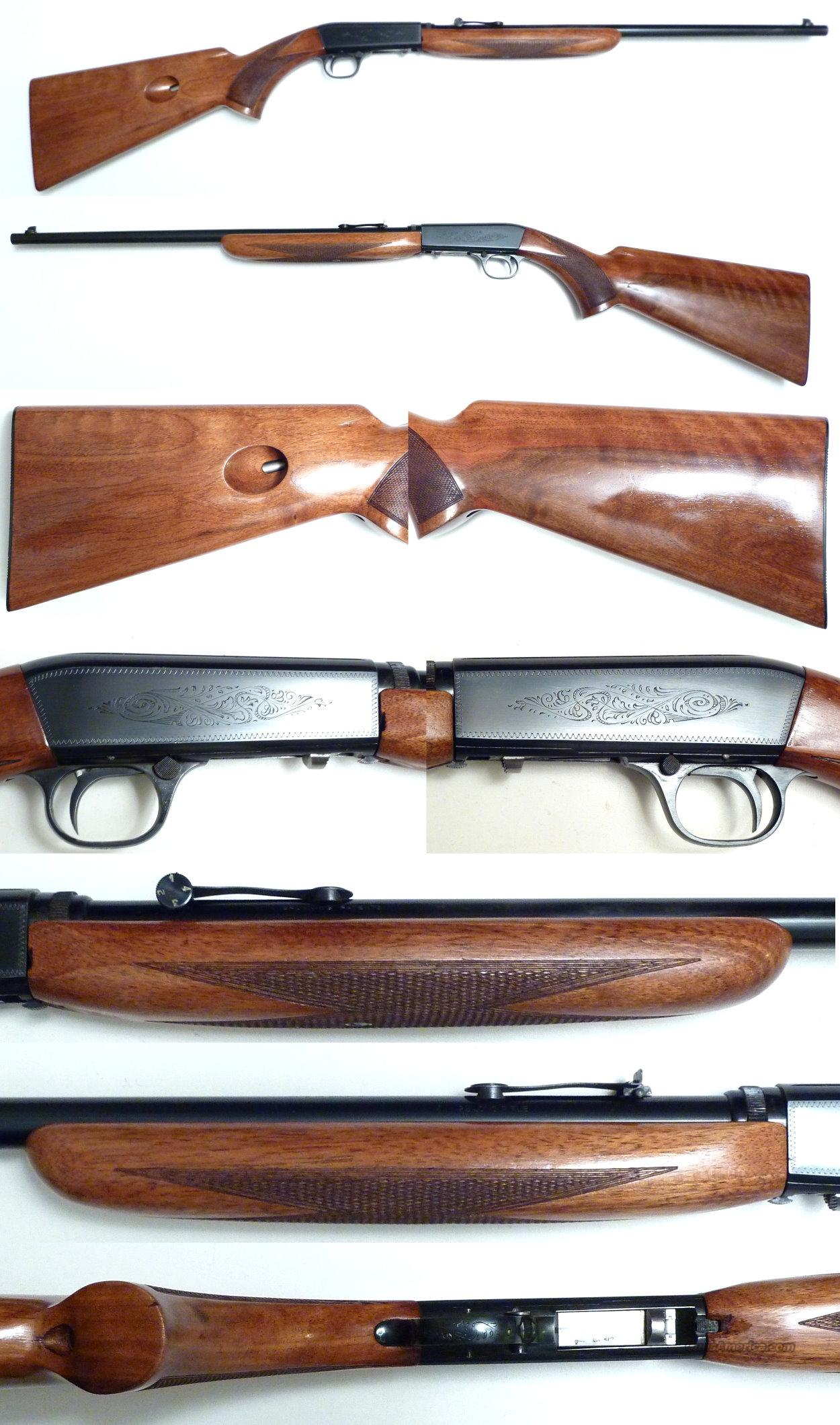 Belgium Browning 22 auto thumbwheel  Guns > Rifles > Browning Rifles > Semi Auto > Hunting