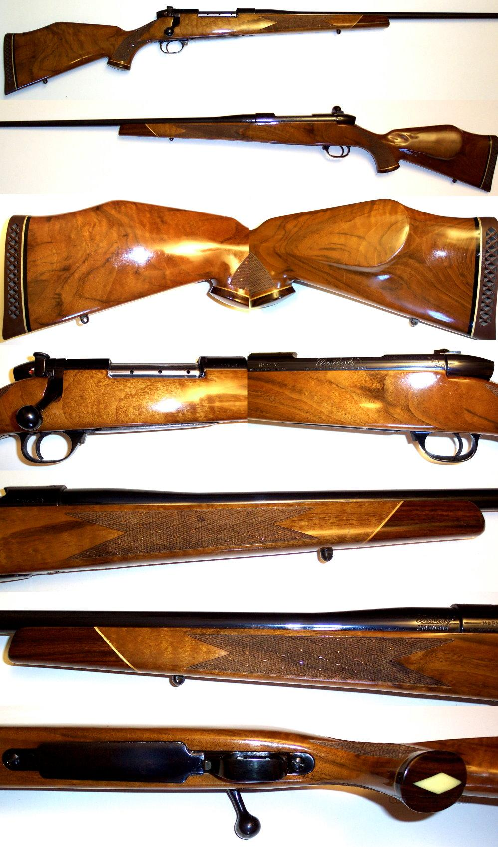 Weatherby Mark V 270 Why Mag, XXX Wood  Guns > Rifles > Weatherby Rifles > Sporting