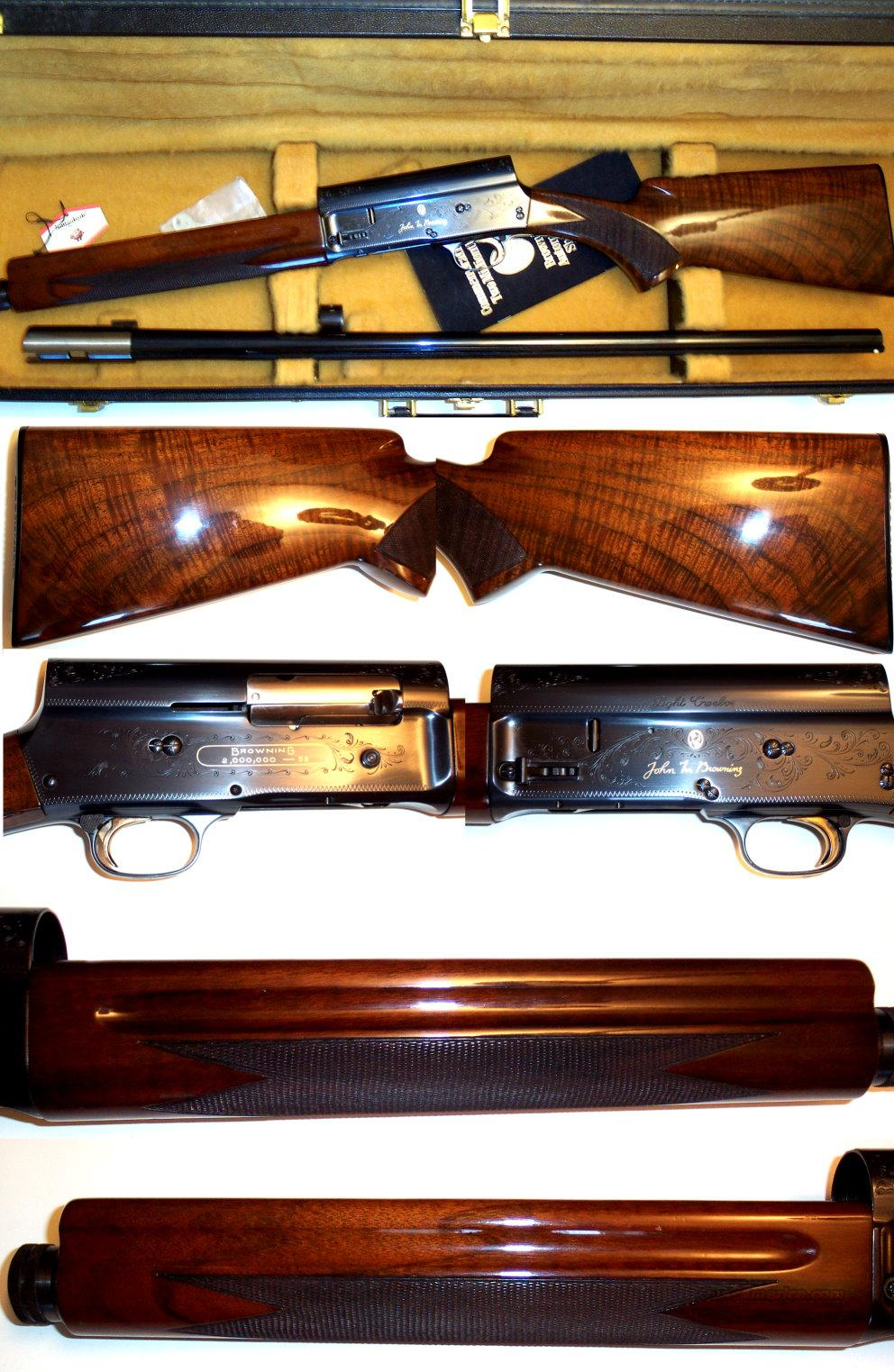 Browning Belgium A5 2 millionth #52  Guns > Shotguns > Browning Shotguns > Autoloaders > Hunting