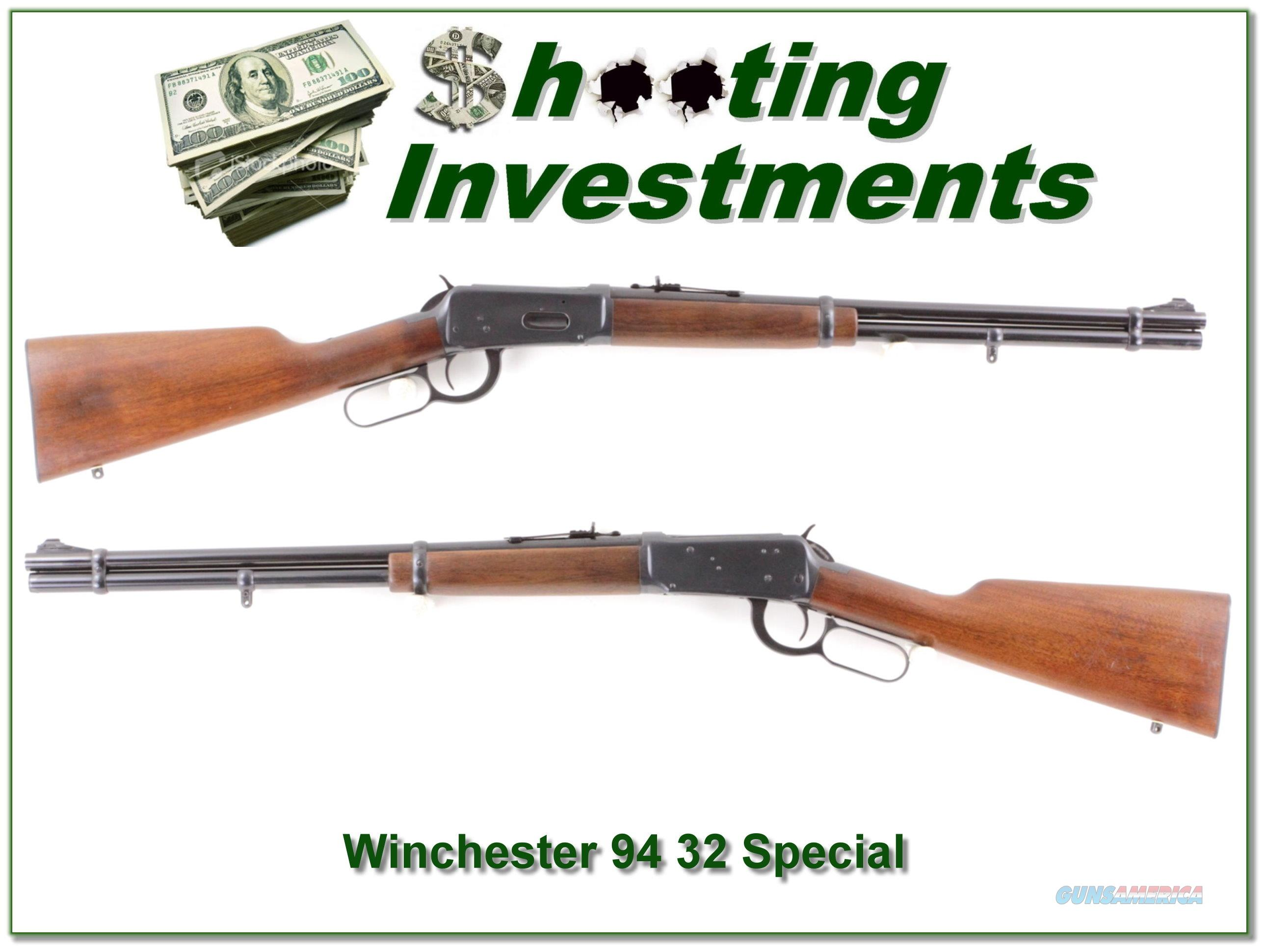 Winchester 94 pre-64 1956 in 32 special collector!  Guns > Rifles > Winchester Rifles - Modern Lever > Model 94 > Pre-64