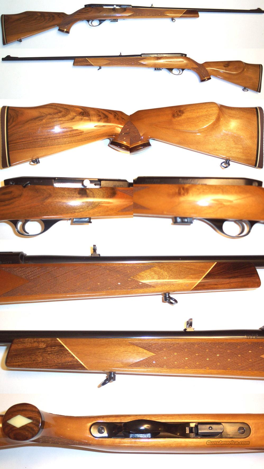 Weatherby XXII 22 auto blond in like new condition  Guns > Rifles > Weatherby Rifles > Sporting