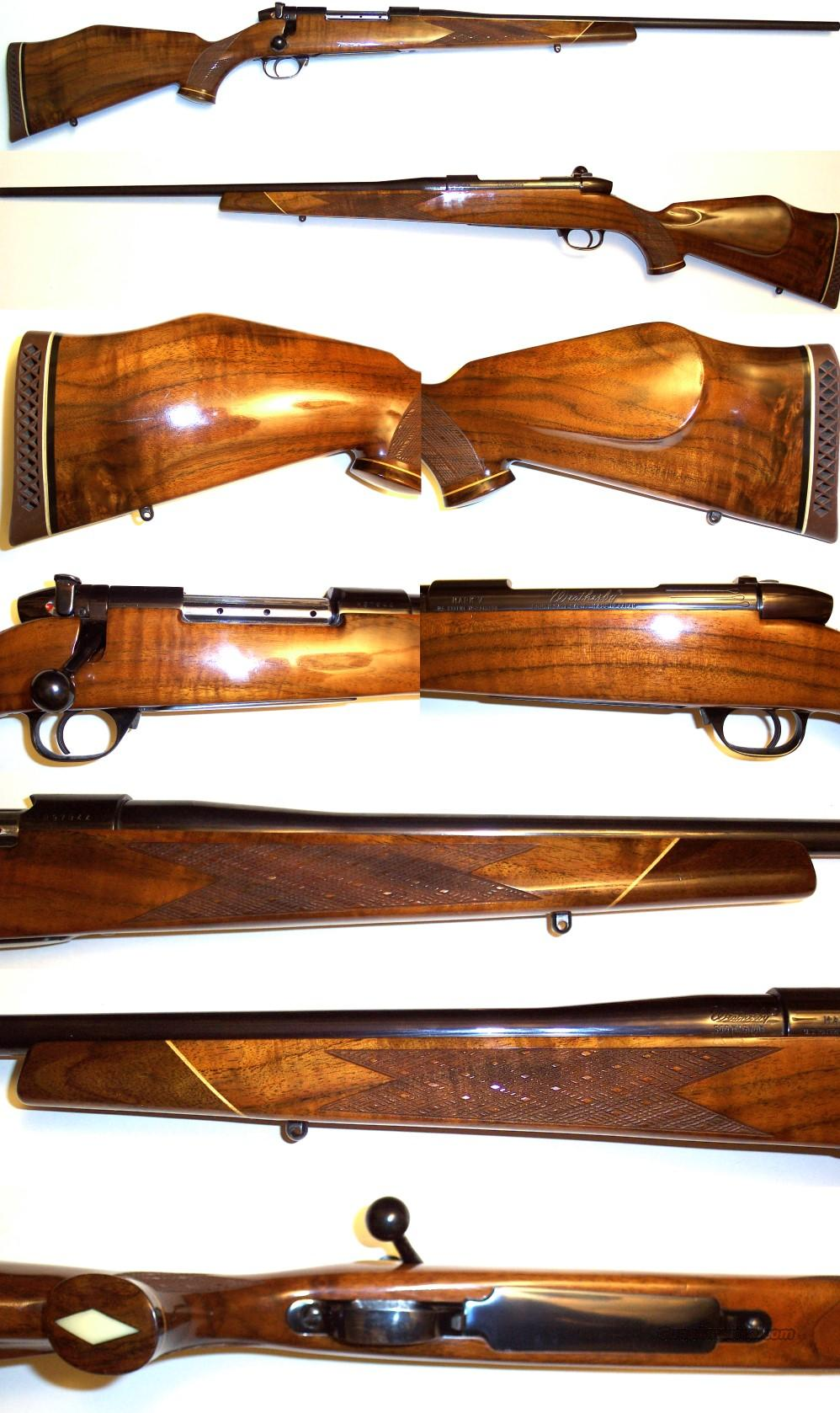 Weatherby Mark V Deluxe 300  Guns > Rifles > Weatherby Rifles > Sporting