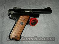 RUGER MK4B MKII TARGET LIMITED EDITION 22LR PISTOL  Ruger Semi-Auto Pistols > Mark I & II Family